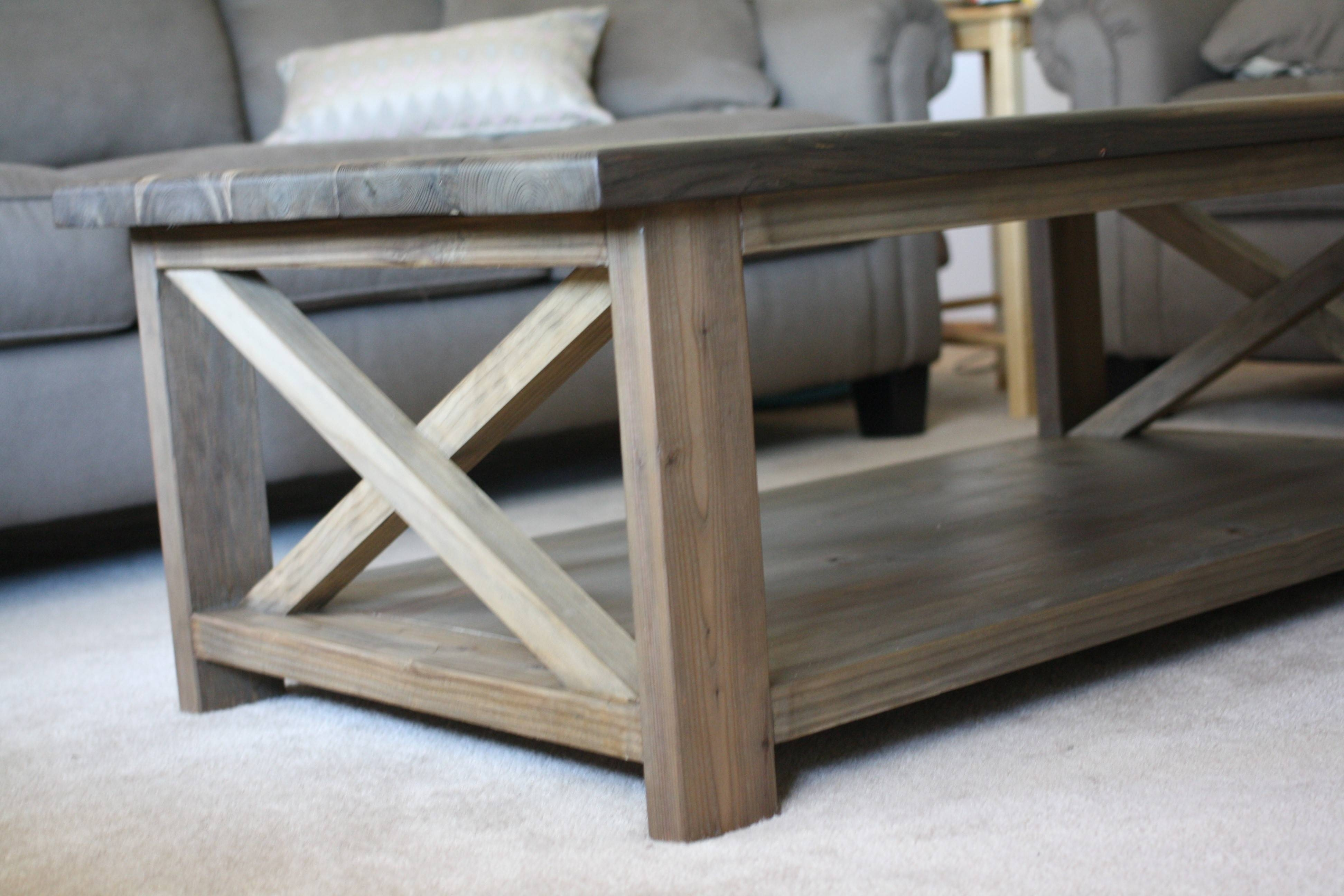 Furniture: Gray Wood Coffee Table Ideas Grey Modern Coffee Table pertaining to Gray Wood Coffee Tables (Image 20 of 30)