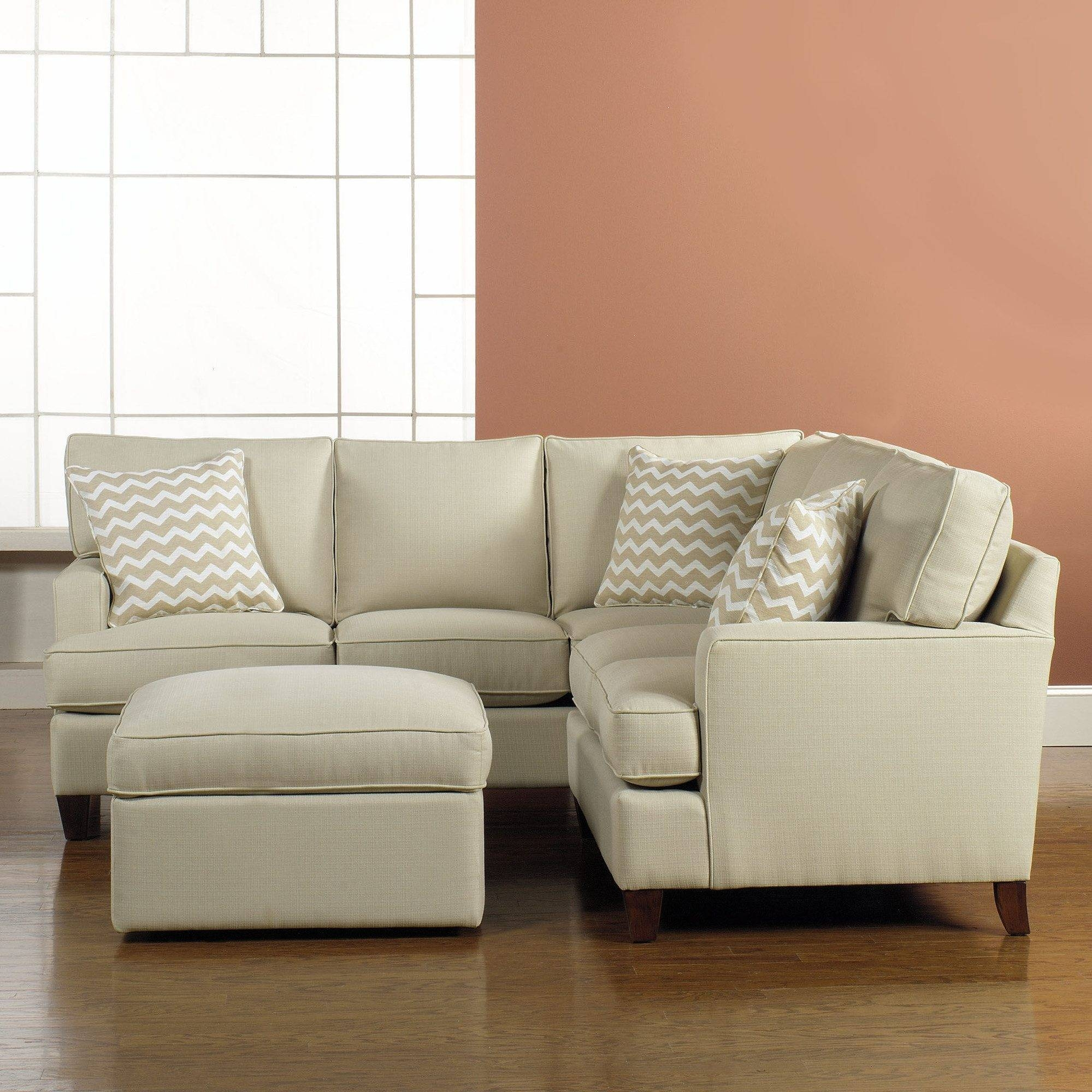 Furniture Home : Appealing Small L Shaped Sectional Sofa About in Elegant Sectional Sofas (Image 13 of 30)