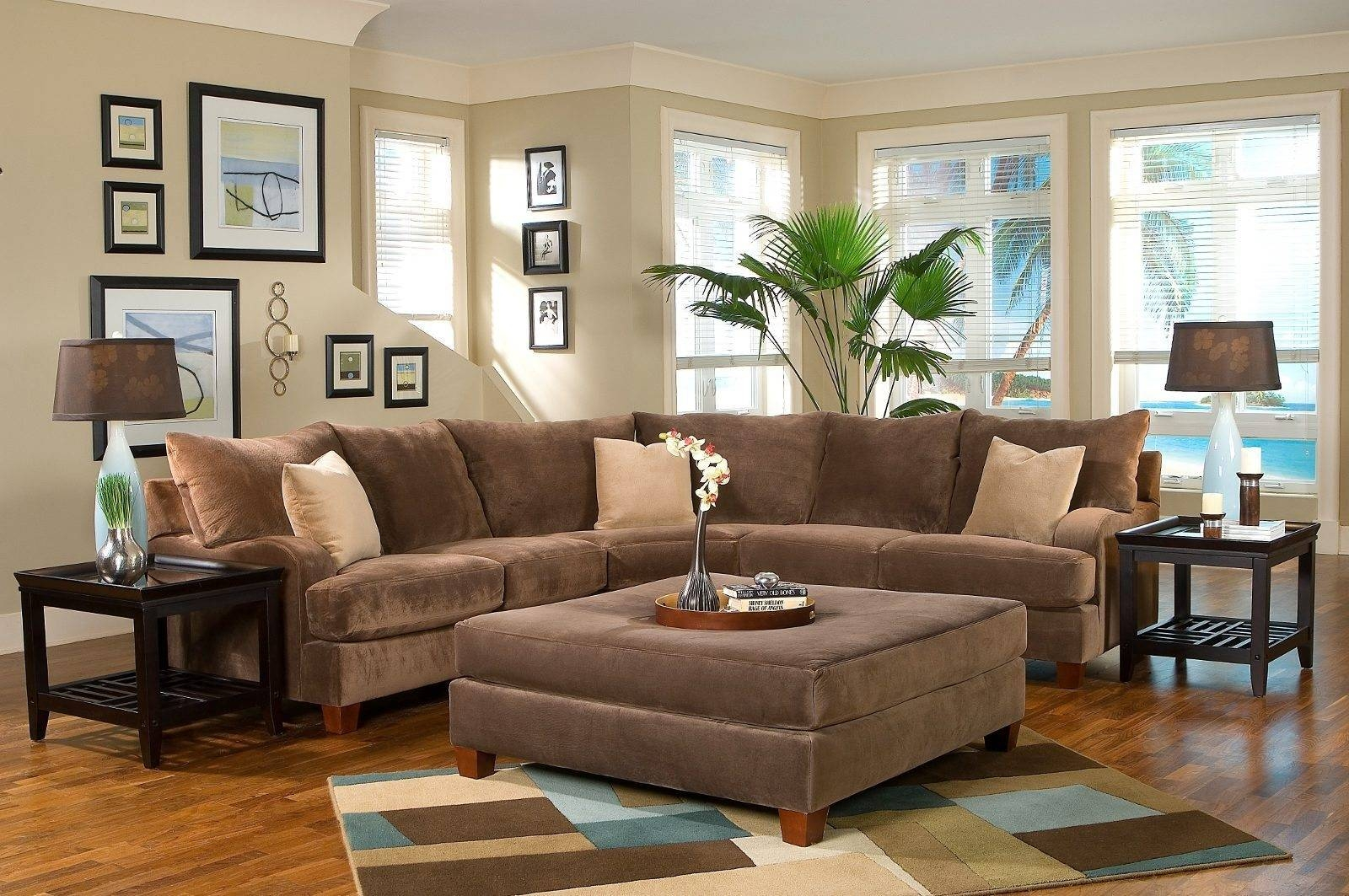 Furniture Home: Deep Seated Leather Sofa Inspiring Deep Seated intended for Deep Cushioned Sofas (Image 13 of 30)