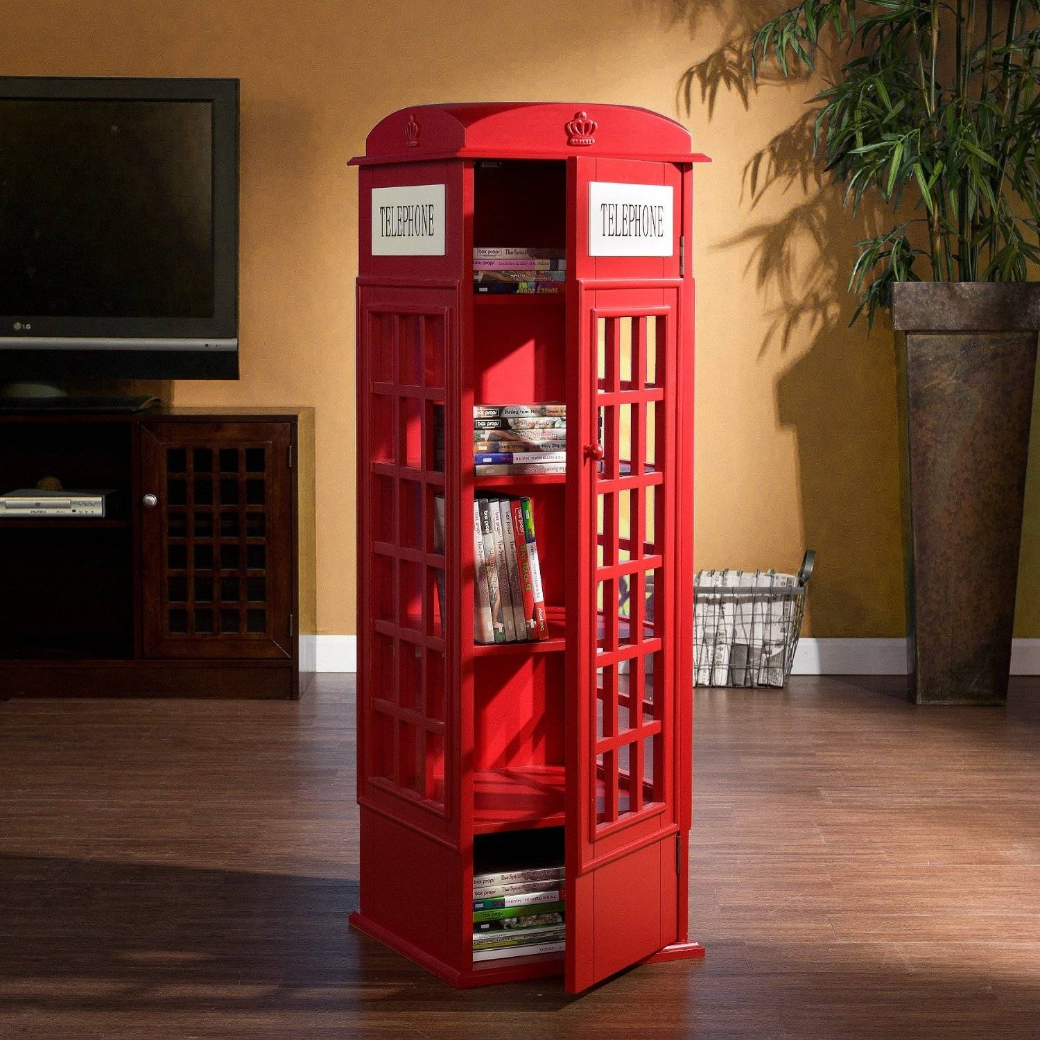 Furniture | Home Designing with Telephone Box Wardrobes (Image 4 of 15)