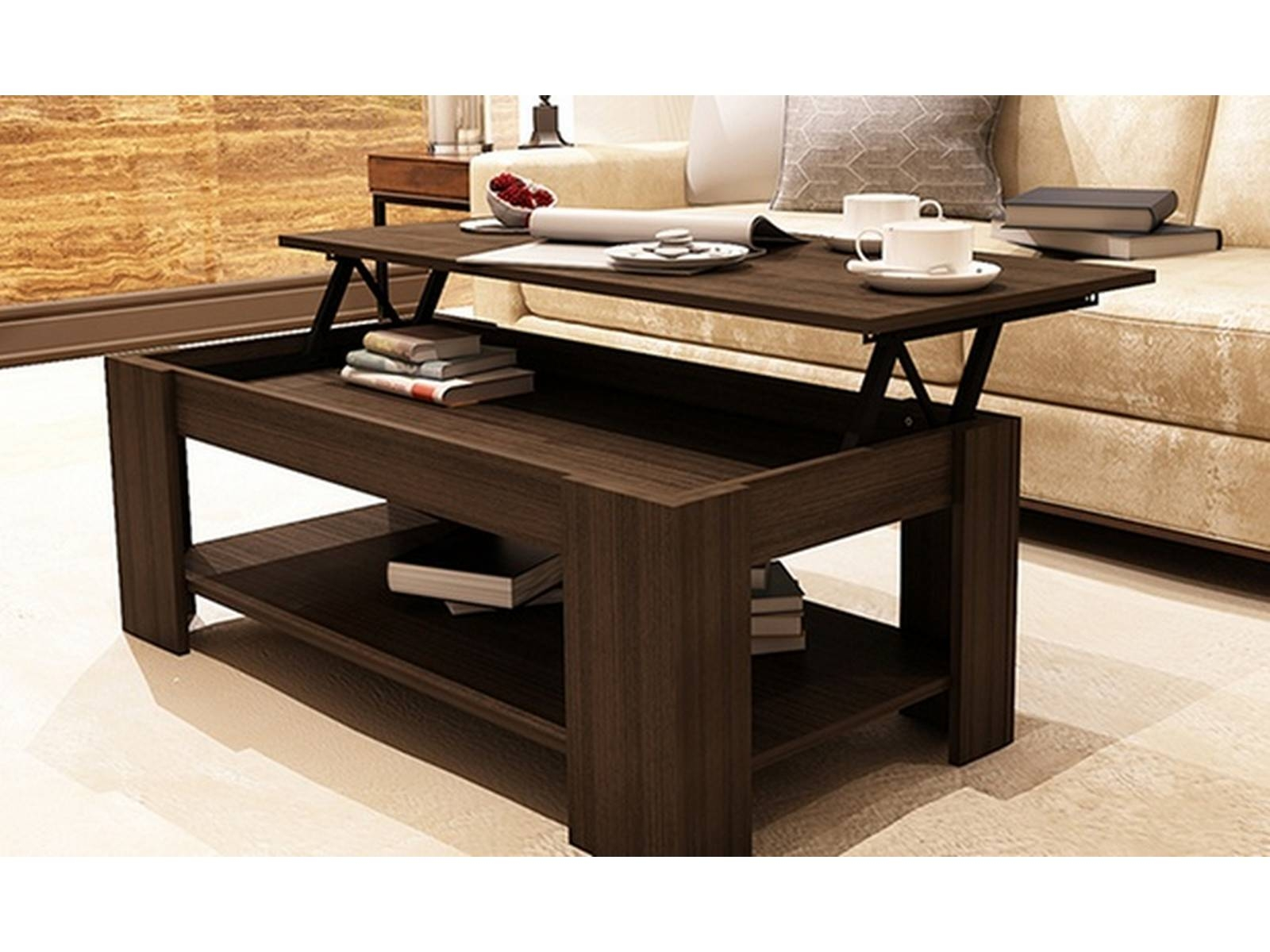Furniture Home : Lift Top Coffee Table With Storage Design Modern with Lift Up Top Coffee Tables (Image 13 of 30)