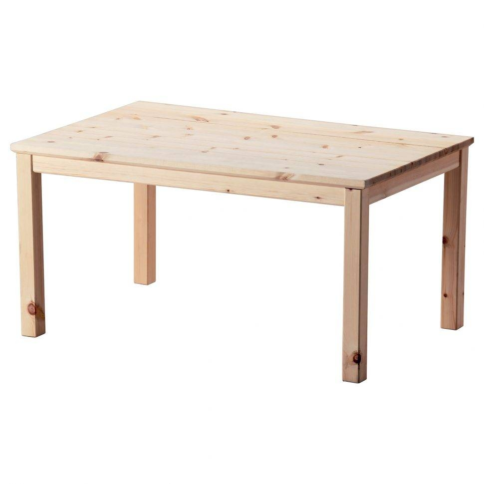 Furniture Home : Nornäs Coffee Table Pine Pe Swood New 2017 Cool throughout Square Pine Coffee Tables (Image 13 of 30)