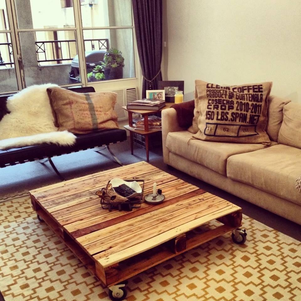 Furniture Home : Original Industrial Vintage Coffee Table With Within Low Industrial Coffee Tables (View 15 of 30)
