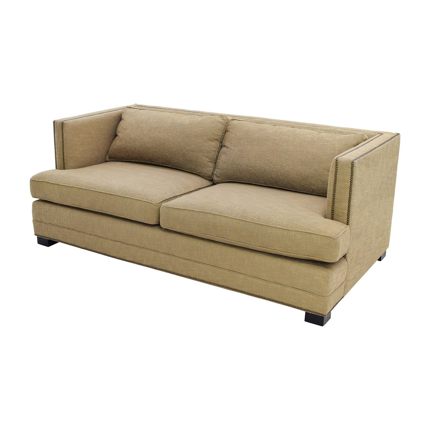100 [ Mitchell Gold Sectional Sofa ]