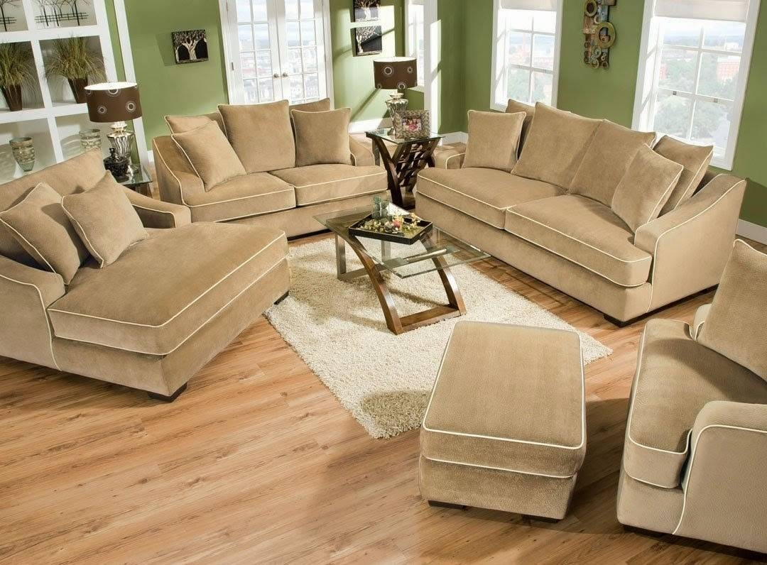 Furniture Home: Stunning Wide Seat Sectional Sofas 11 About with regard to Wide Seat Sectional Sofas (Image 13 of 25)