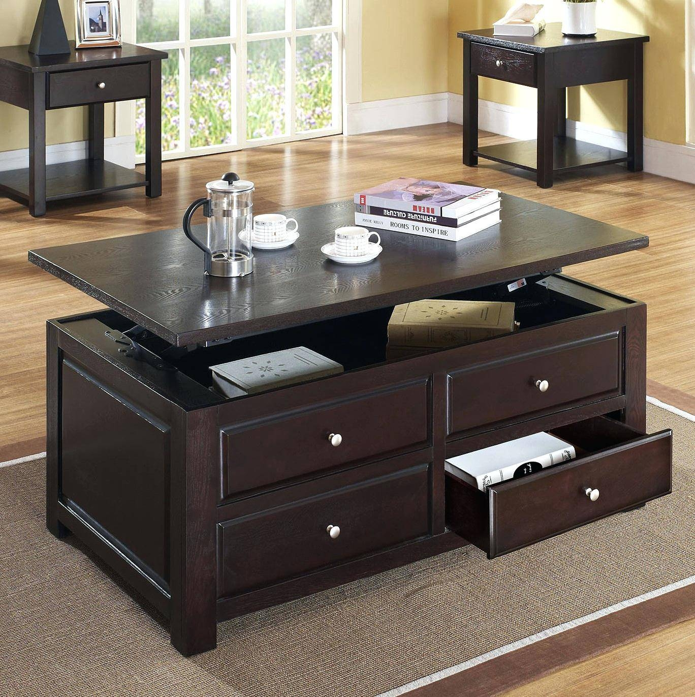 Furniture: Inexpensive Coffee Tables With Different Styles And intended for Wayfair Glass Coffee Tables (Image 23 of 30)