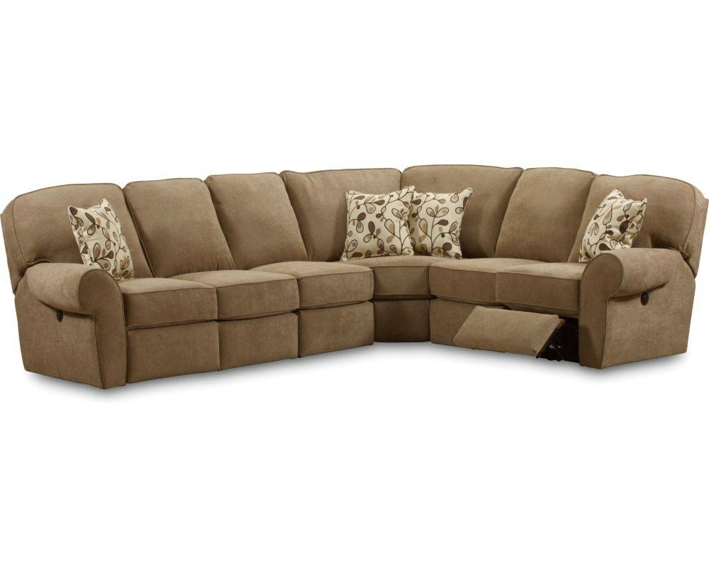 Furniture: Leather Reclining Couch | Flexsteel Sofa | Chesterfield Pertaining To Chesterfield Recliners (View 12 of 30)