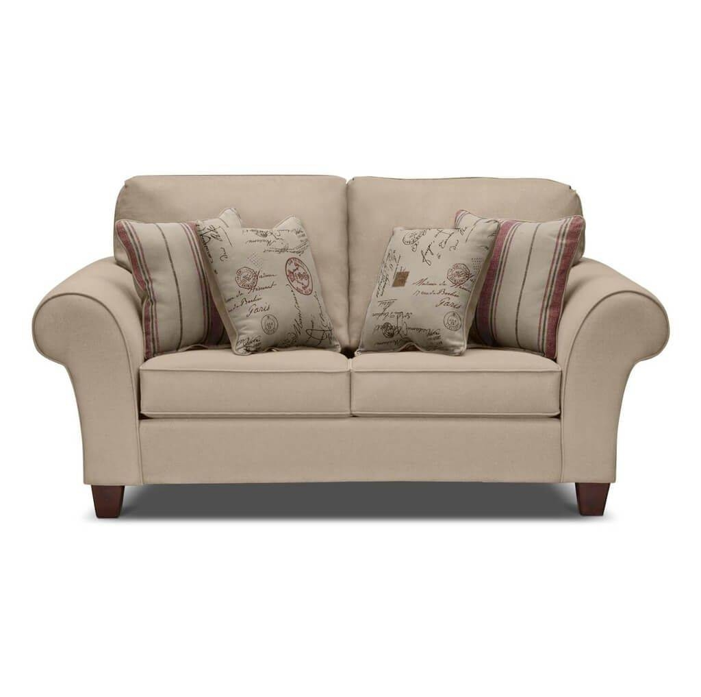Furniture: Leather Twin Sleeper Sofa Ideas - A Twin Sleeper Sofa regarding Twin Sofa Chairs (Image 6 of 30)