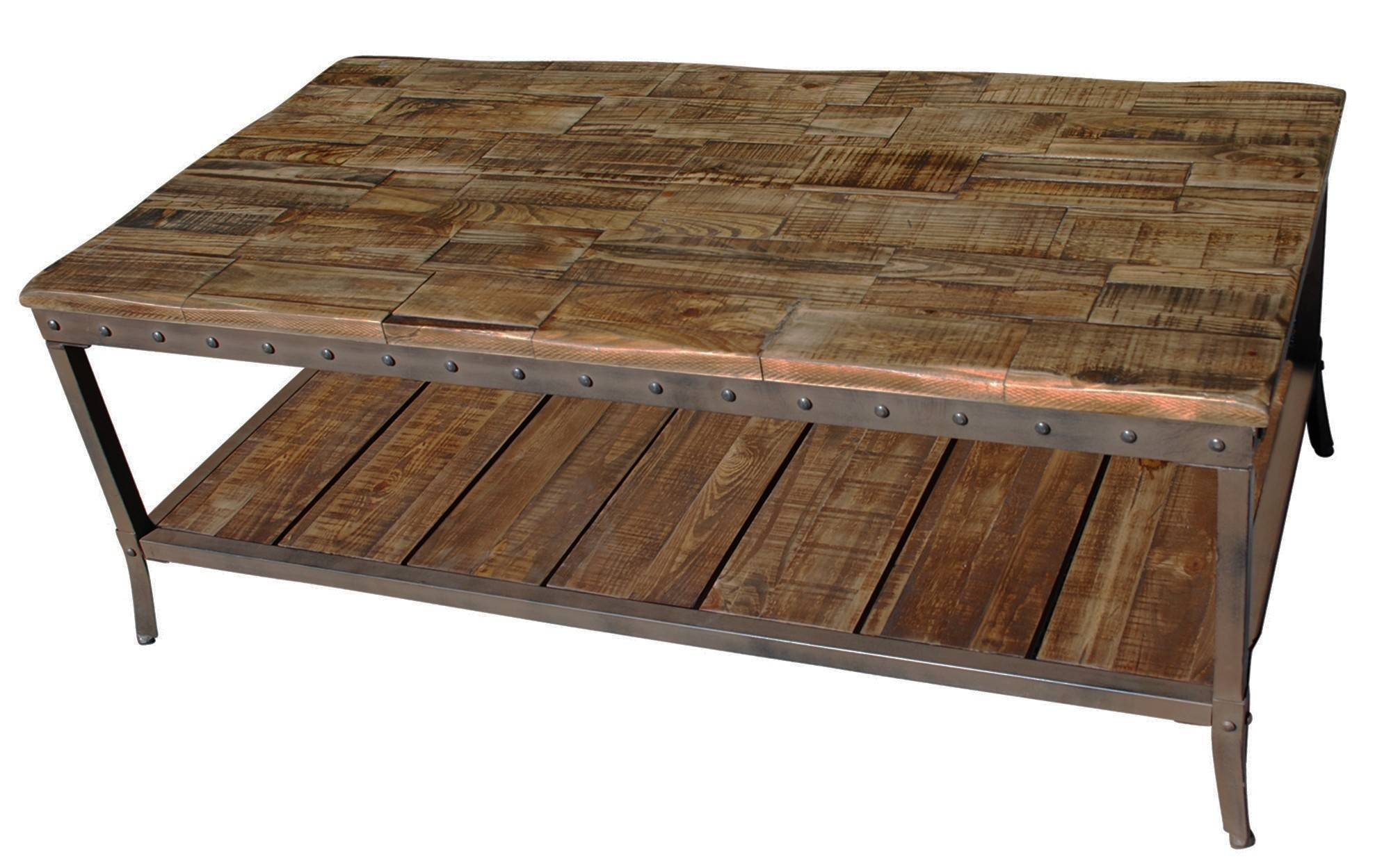 Furniture: Legend Star Distressed Coffee Table With Special Accent regarding Square Pine Coffee Tables (Image 14 of 30)