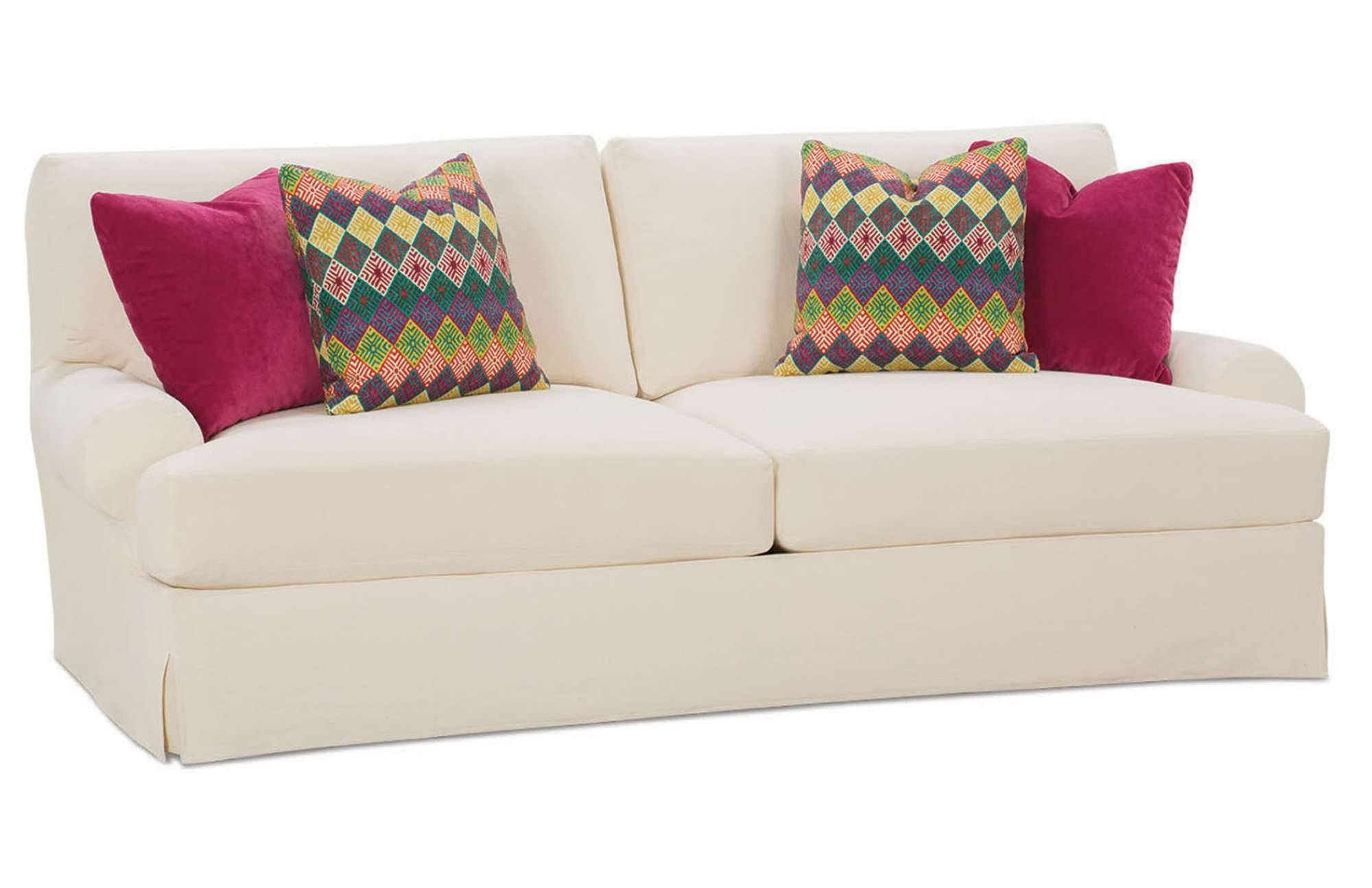 Furniture: Lovely Couch Slipcovers Target For Cozy Home Furniture with Sofa Loveseat Slipcovers (Image 9 of 30)