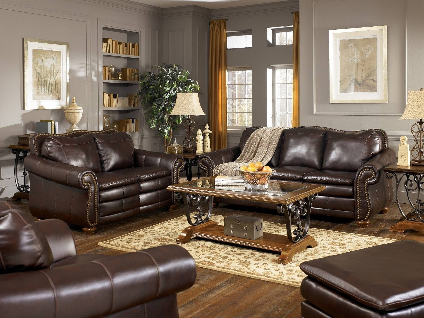 Showing Gallery of Country Style Sofas and Loveseats View 8 of 30