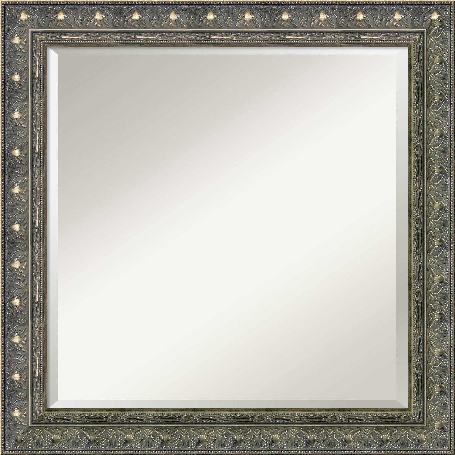 Furniture: Luxury Leaner Mirror For Home Accessories Ideas — Mtyp pertaining to Large Pewter Mirrors (Image 9 of 25)