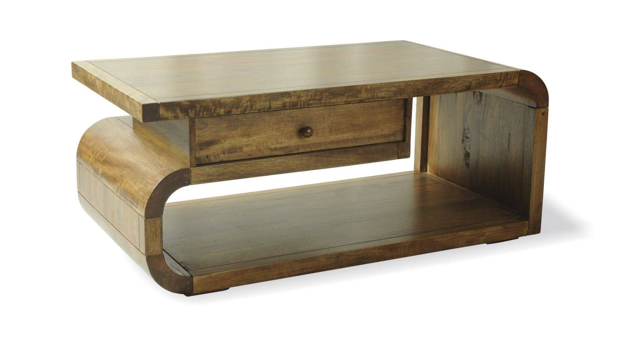 Furniture. Mango Wood Coffee Table Ideas: Brown Rectangle Country with Mango Coffee Tables (Image 12 of 30)