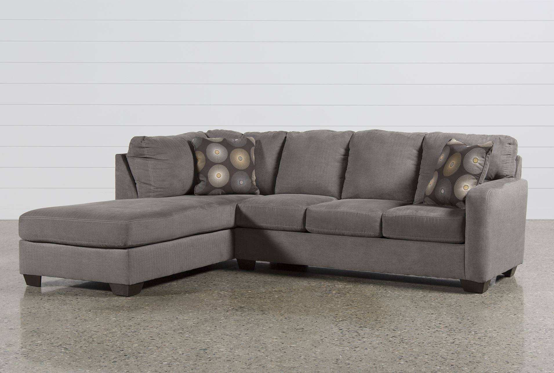 Furniture: Modern Chaise Sectional With Classic Comfortable Design within Green Sectional Sofa With Chaise (Image 8 of 30)