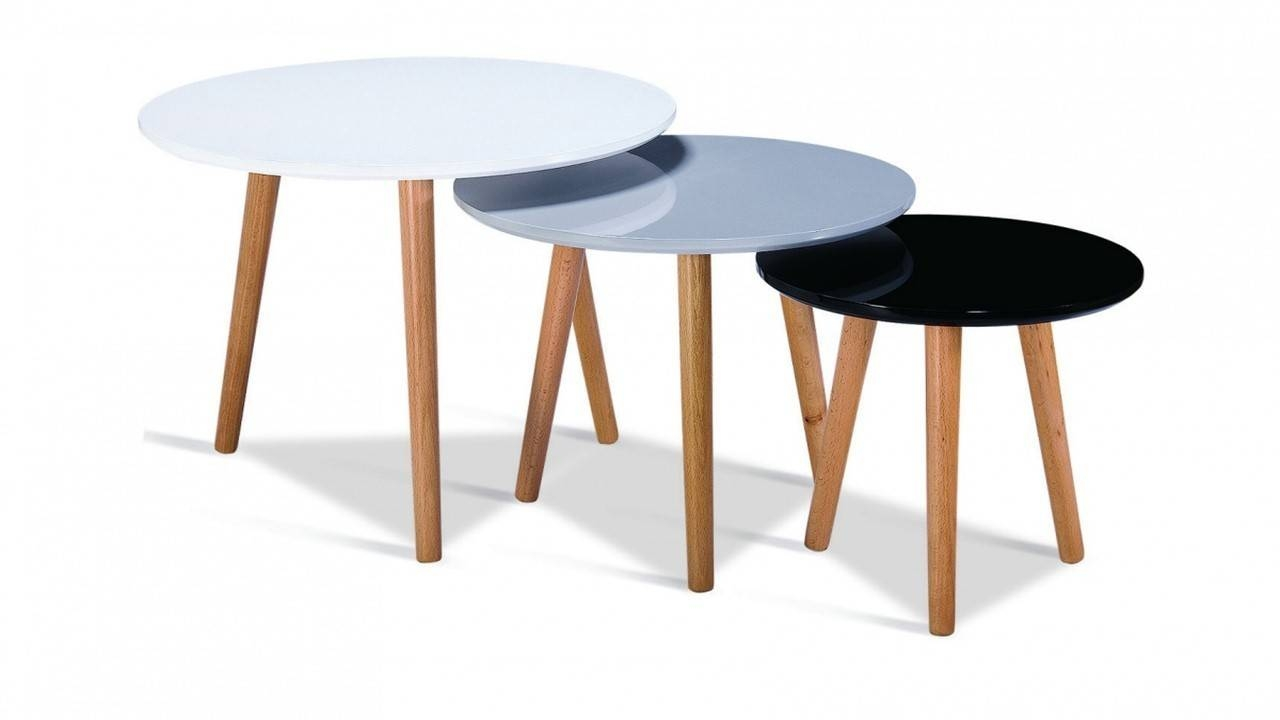 Furniture: Modern Oval Coffee Table   West Elm Coffee Tables regarding Nest Coffee Tables (Image 10 of 30)