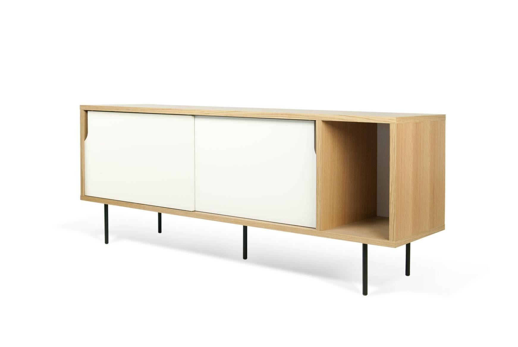 Furniture: Modern Sideboard With Cheap Sideboards Also Tall in Tall Sideboards (Image 9 of 30)