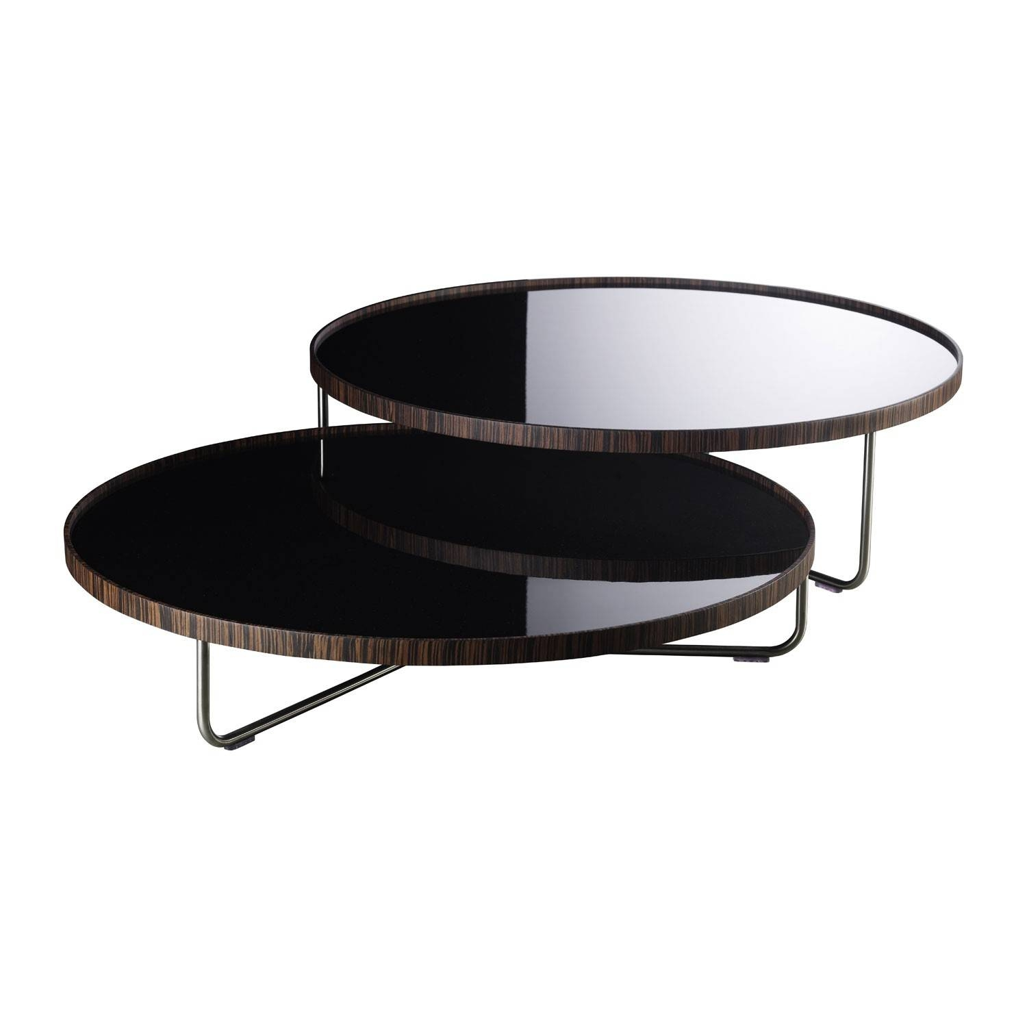 Furniture: Nesting Coffee Table With A Stylish Unique Contemporary with regard to Nest Coffee Tables (Image 11 of 30)
