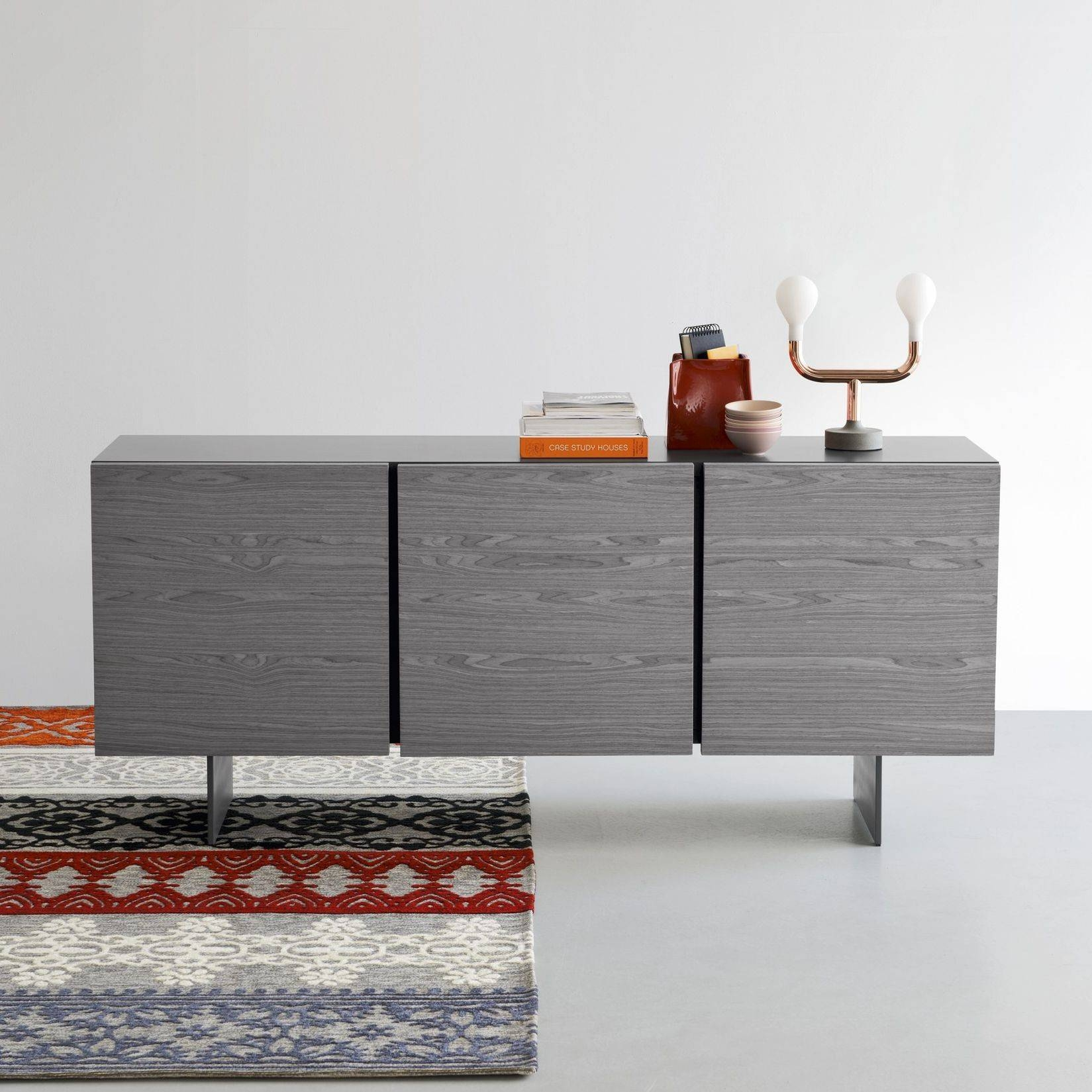 Furniture: Ottawa Modern Sideboard White Join Furniture And Tall with regard to Modern Living Room Sideboards (Image 19 of 30)