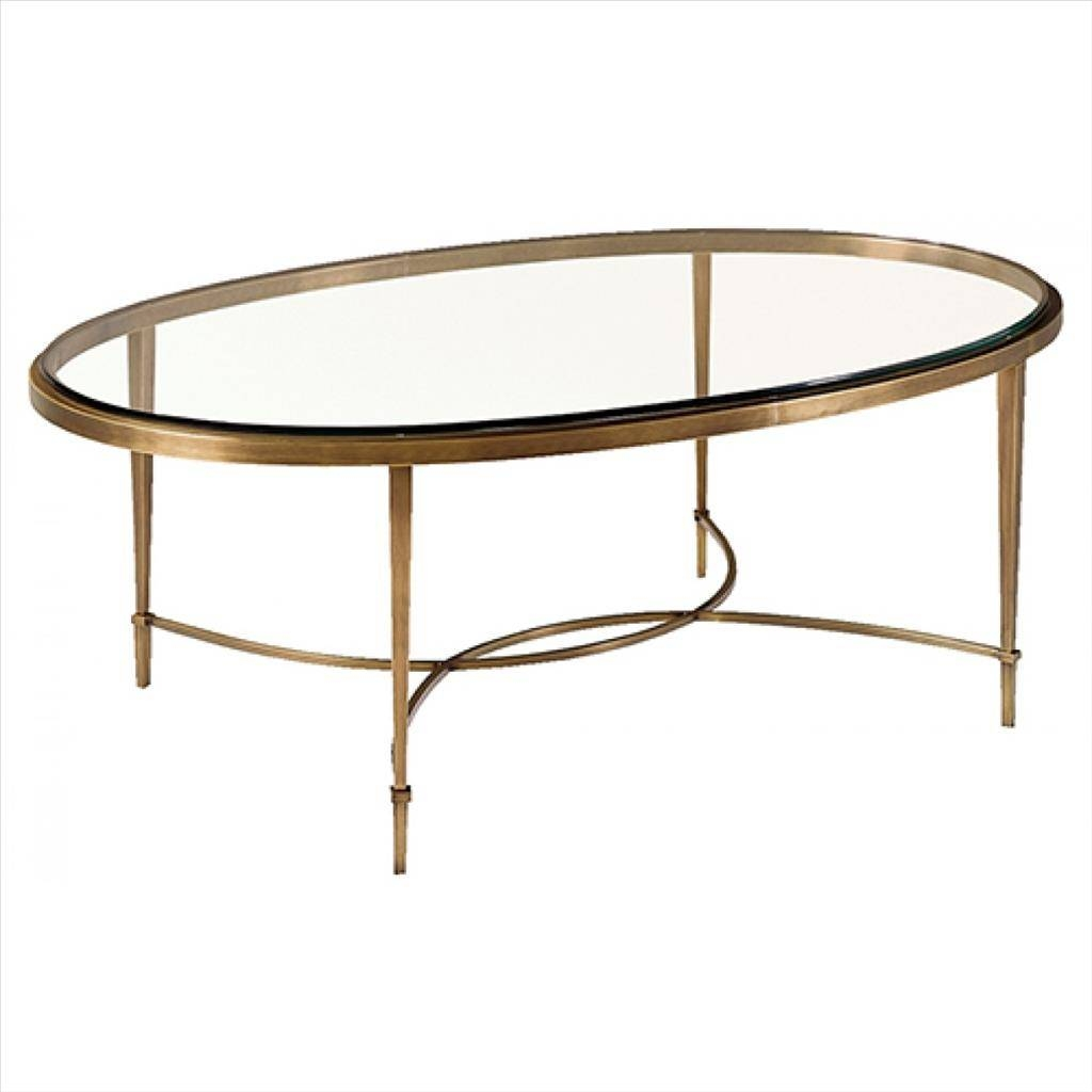 Furniture. Oval Glass Coffee Table For Living Room: Exciting Oval in Oval Glass Coffee Tables (Image 7 of 30)