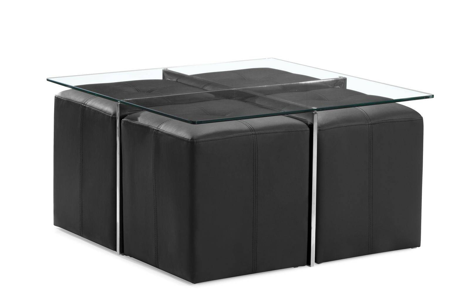Furniture: Oversized Square Coffee Tables | Coffee Table With with Square Storage Coffee Tables (Image 18 of 30)