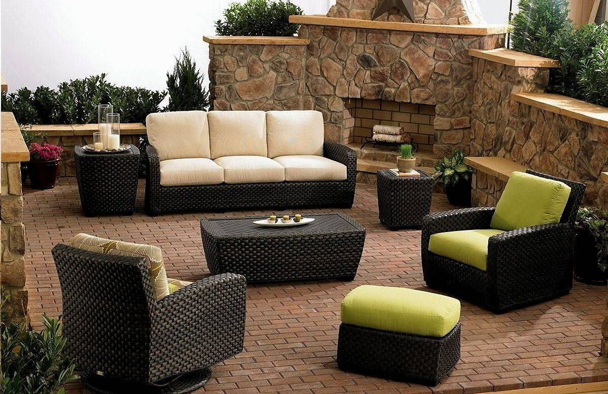 Furniture: Patio Sofas On Clearance | Closeout Patio Furniture for Closeout Sofas (Image 19 of 30)