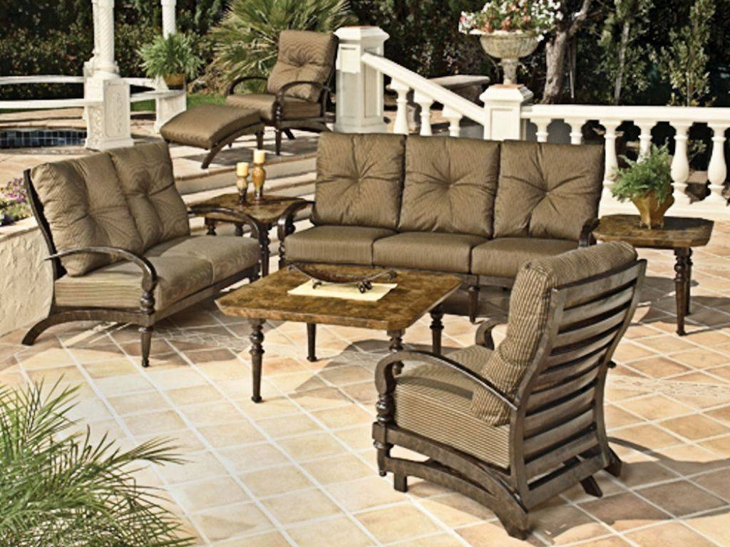 Furniture: Patio Sofas On Clearance | Closeout Patio Furniture intended for Closeout Sofas (Image 20 of 30)