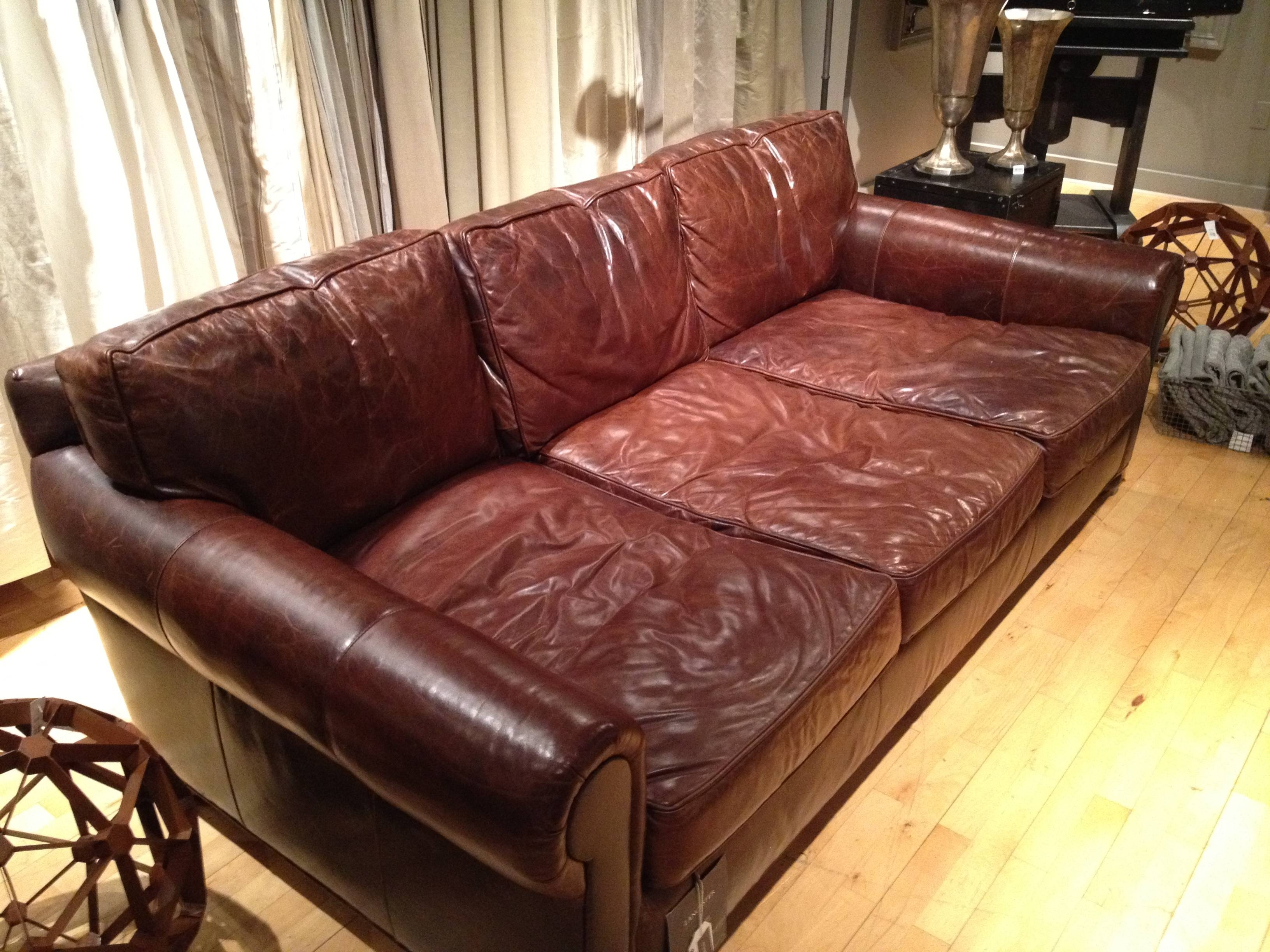 Furniture: Perfect Living Furniture Ideas With Deep Seated Couch in Wide Seat Sectional Sofas (Image 17 of 25)
