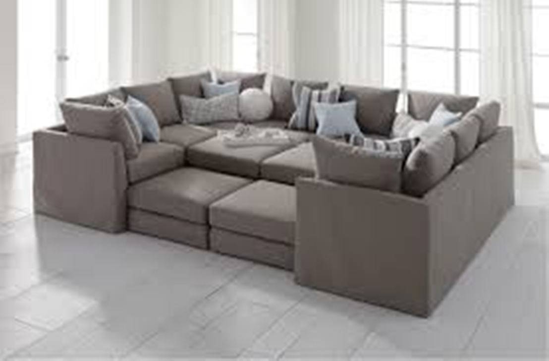 Furniture: Perfect Living Furniture Ideas With Deep Seated Couch regarding Deep Cushion Sofa (Image 12 of 16)