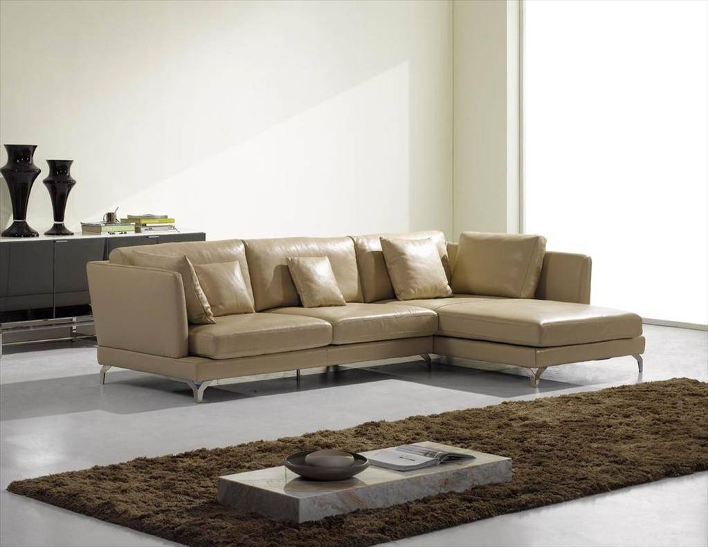 Furniture. Practical And Luxurious Modular Leather Sofas: New inside Leather Corner Sofas (Image 12 of 30)