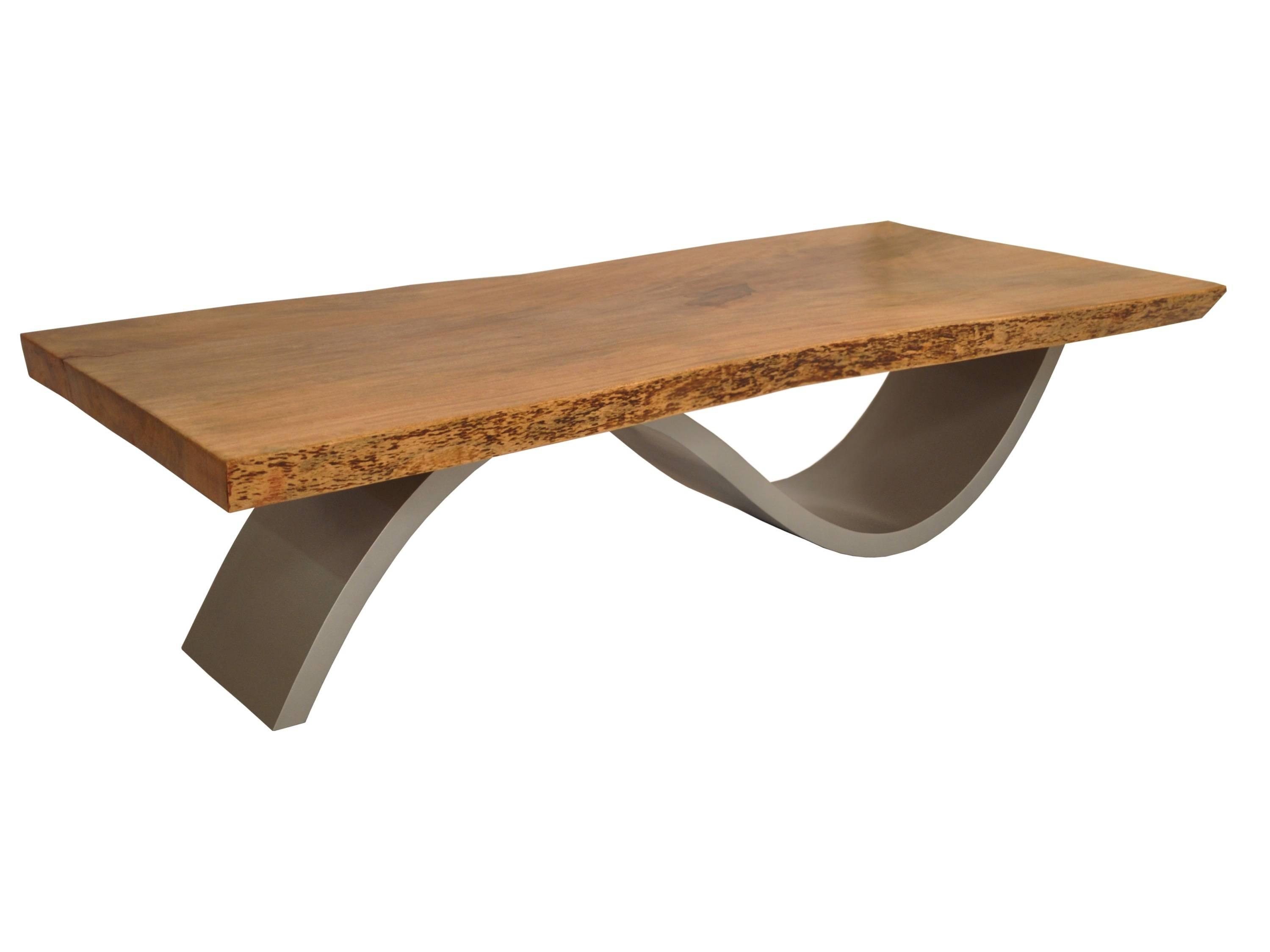 Furniture: Raw Wood Coffee Table Circle Coffee Table - Jericho intended for Circle Coffee Tables (Image 17 of 30)