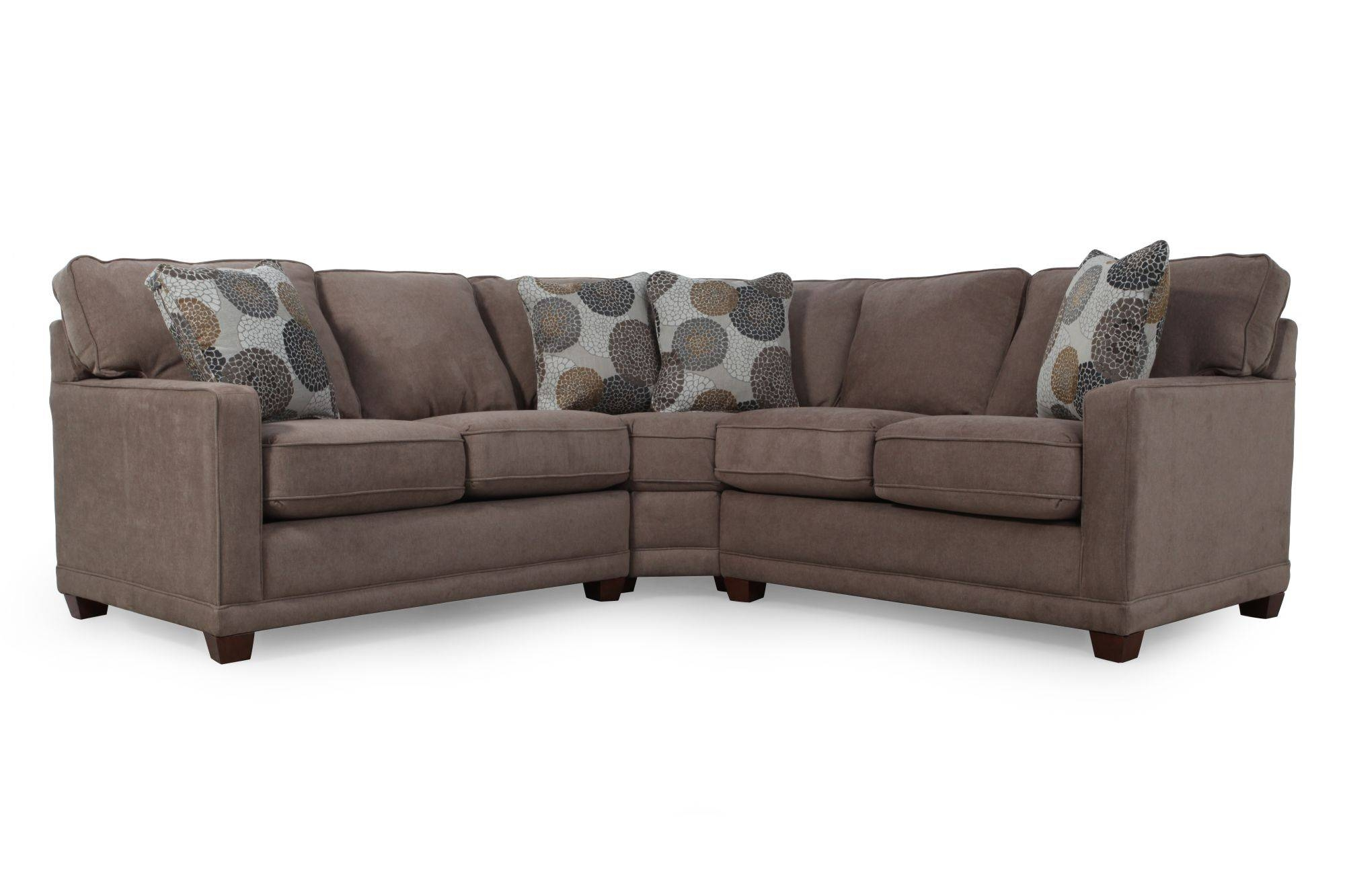 Furniture: Reclining Sectionals | Lazy Boy Sectional | Lazy Boy pertaining to Lazyboy Sectional Sofa (Image 13 of 25)