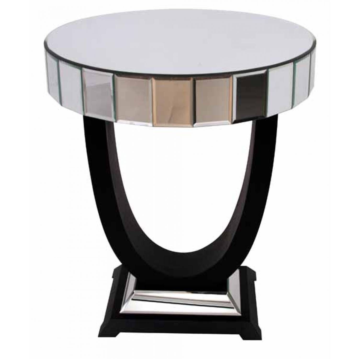 Furniture: Round Marble Coffee Table | Gold Mirrored Coffee Table in Round Mirrored Coffee Tables (Image 13 of 30)