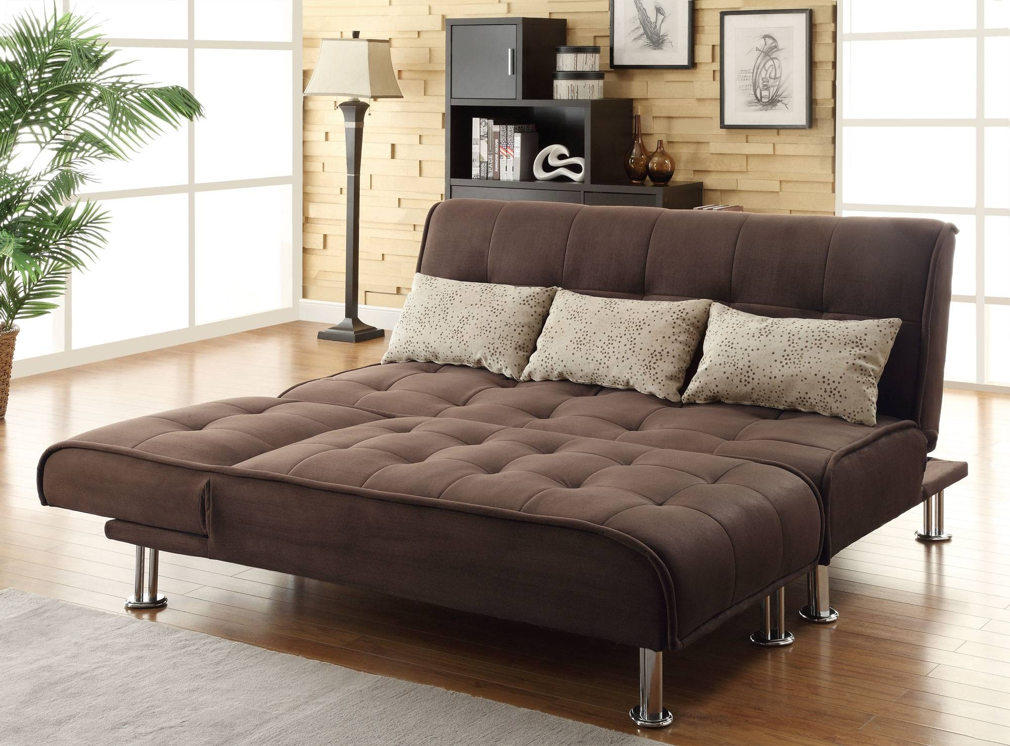 Furniture & Rug: Extraordinary Moheda Sofa Bed For Home Furniture regarding Full Size Sofa Sleepers (Image 4 of 30)