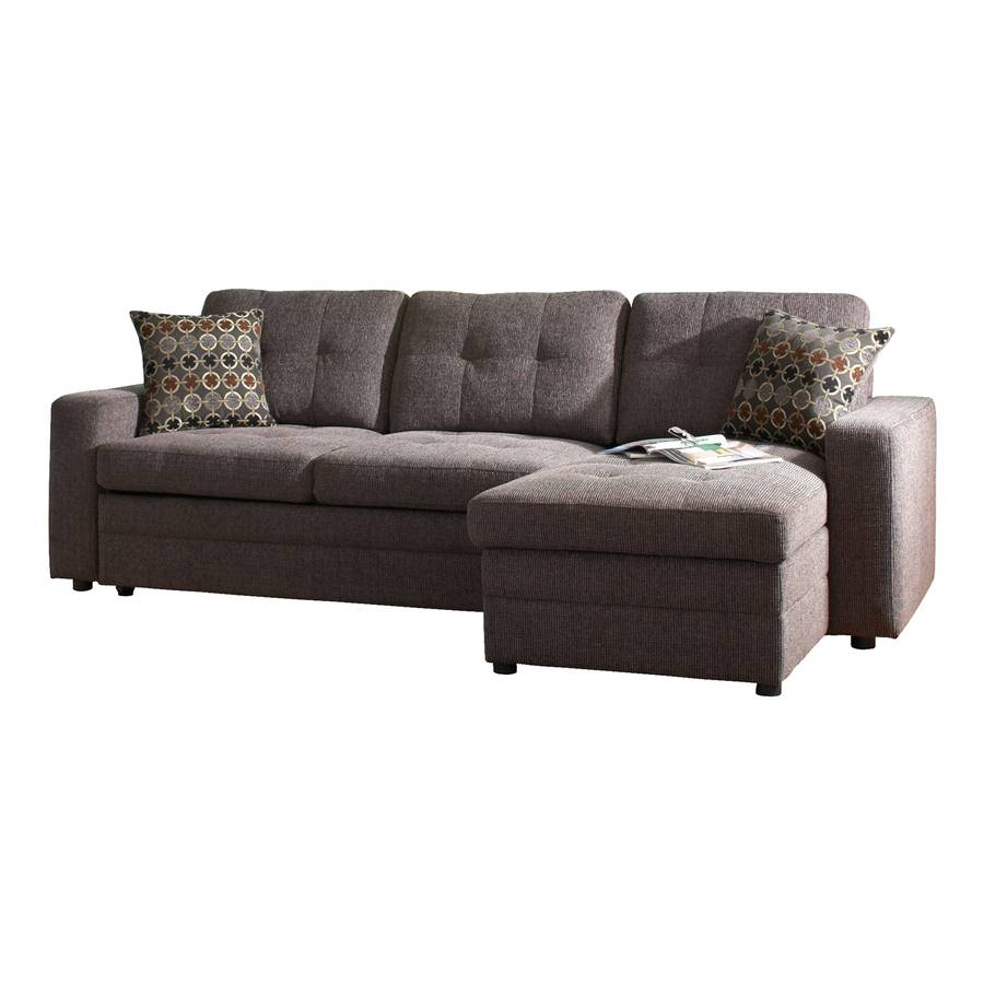 Furniture & Rug: Fancy Sectional Sleeper Sofa For Best Home Inside Sectional Sofas With Sleeper And Chaise (View 15 of 30)