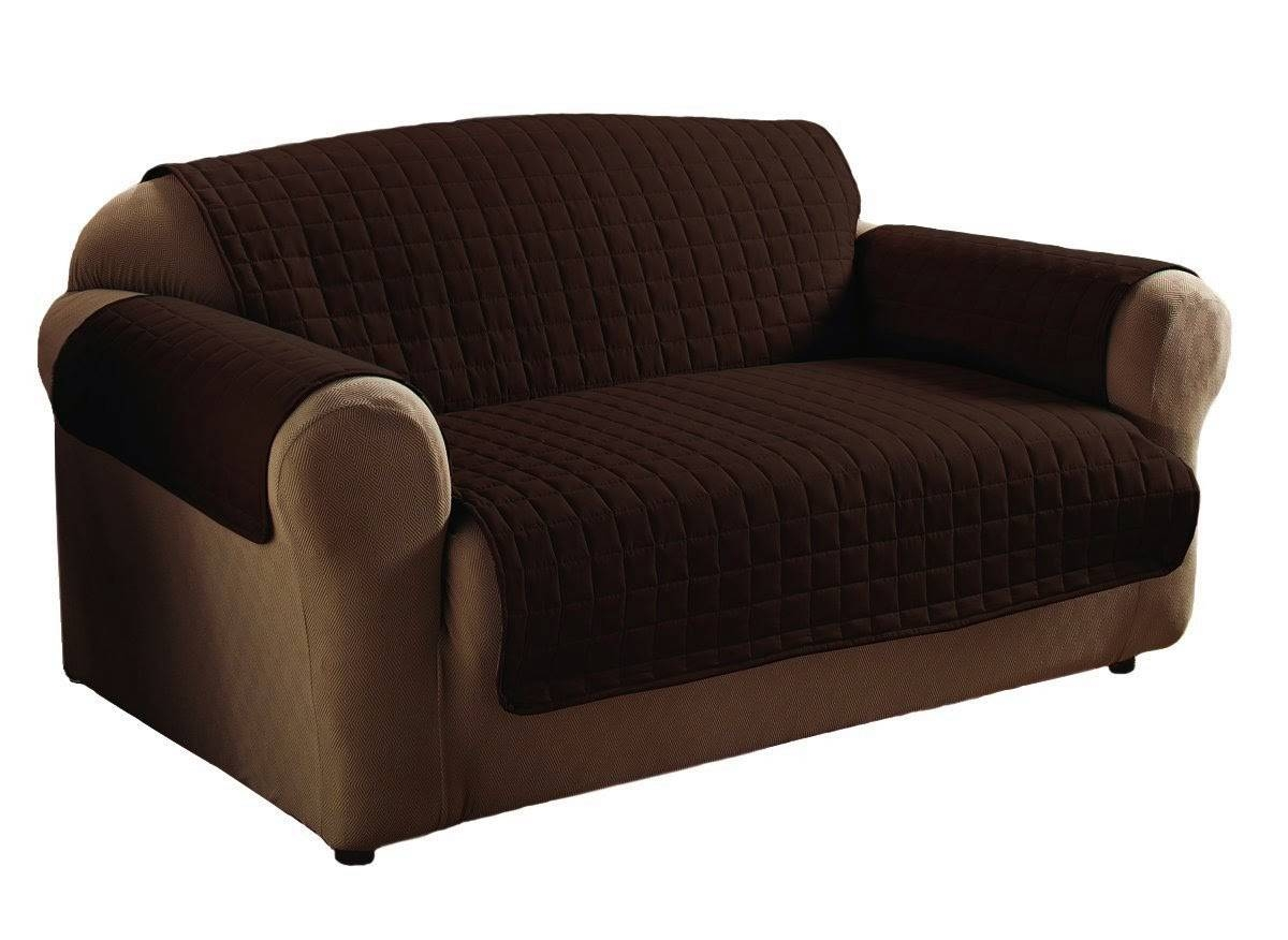 Furniture: Sectional Couch Covers Walmart | Couch Covers At Regarding Sofa Armchair Covers (View 12 of 30)