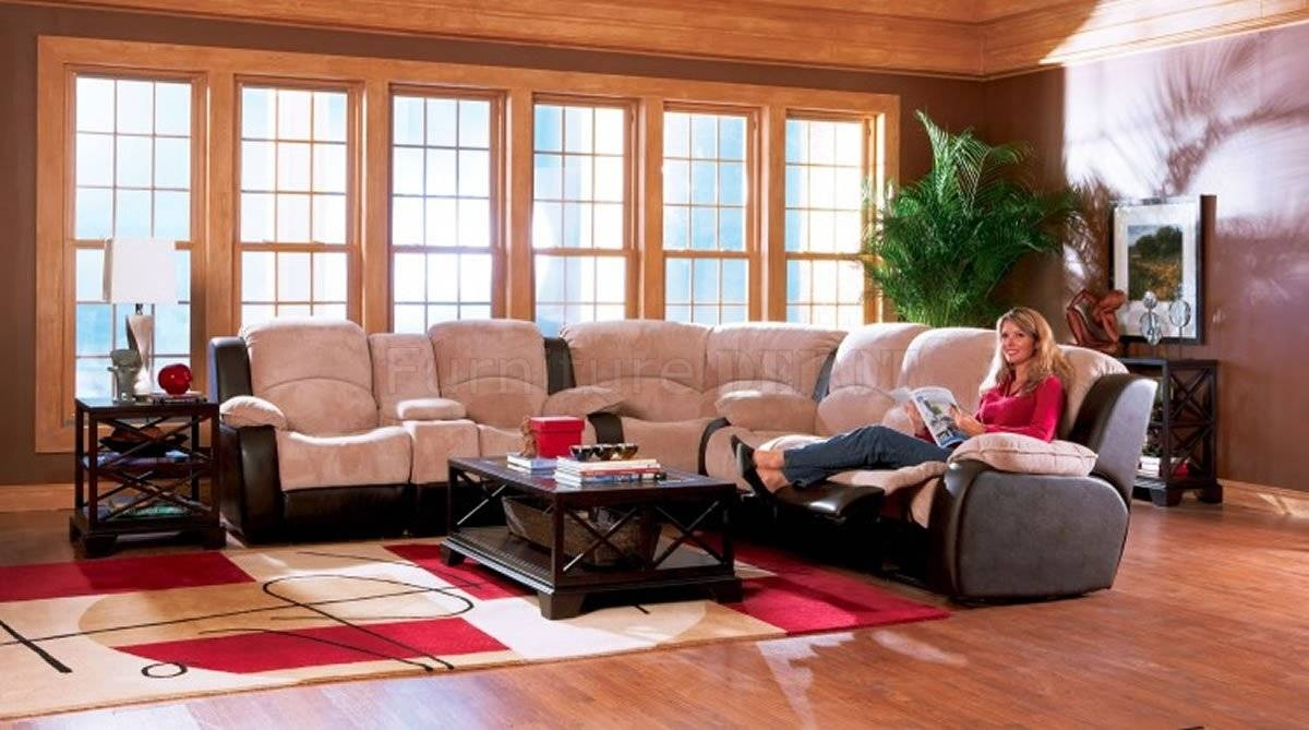 Furniture: Sectional Couches With Recliners | U Shaped Sectional regarding Sectional Sofa Recliners (Image 13 of 30)