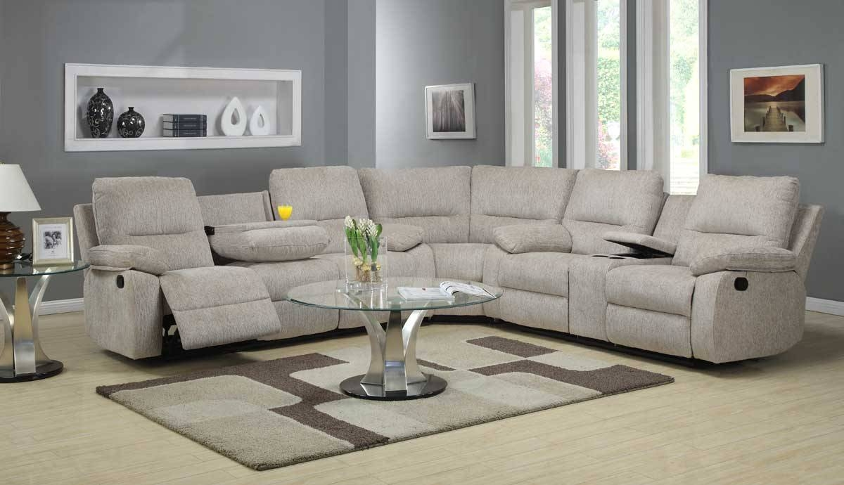 Furniture: Sectional Recliner Sofas | Sectional Sofas With for Sectional Sofas With Electric Recliners (Image 18 of 30)