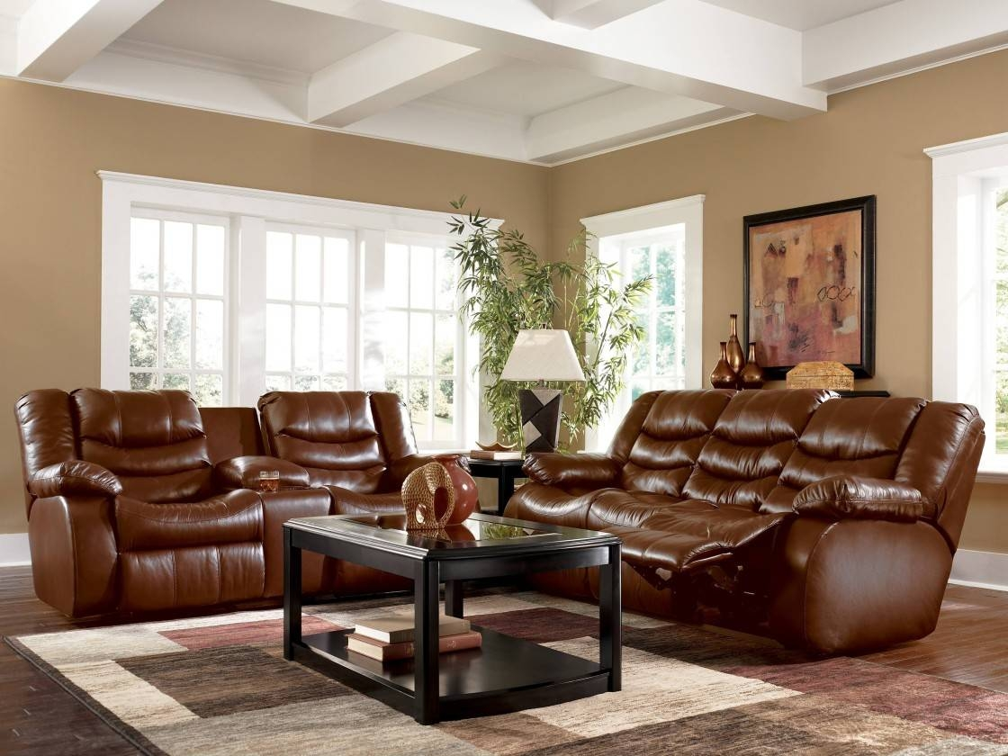 Furniture: Sectional Sofa With Recliner | Full Grain Leather Sofa in Full Grain Leather Sofas (Image 23 of 30)