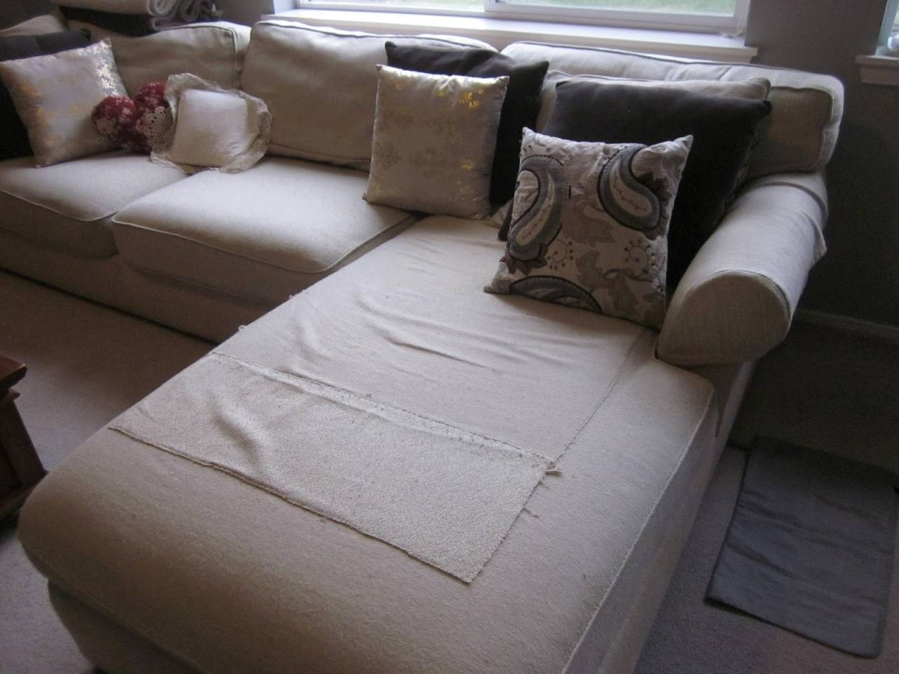 Furniture: Slipcovers For Sectional | Sofas At Target | Slipcovers within Slipcovers for Sectional Sofas With Recliners (Image 18 of 30)