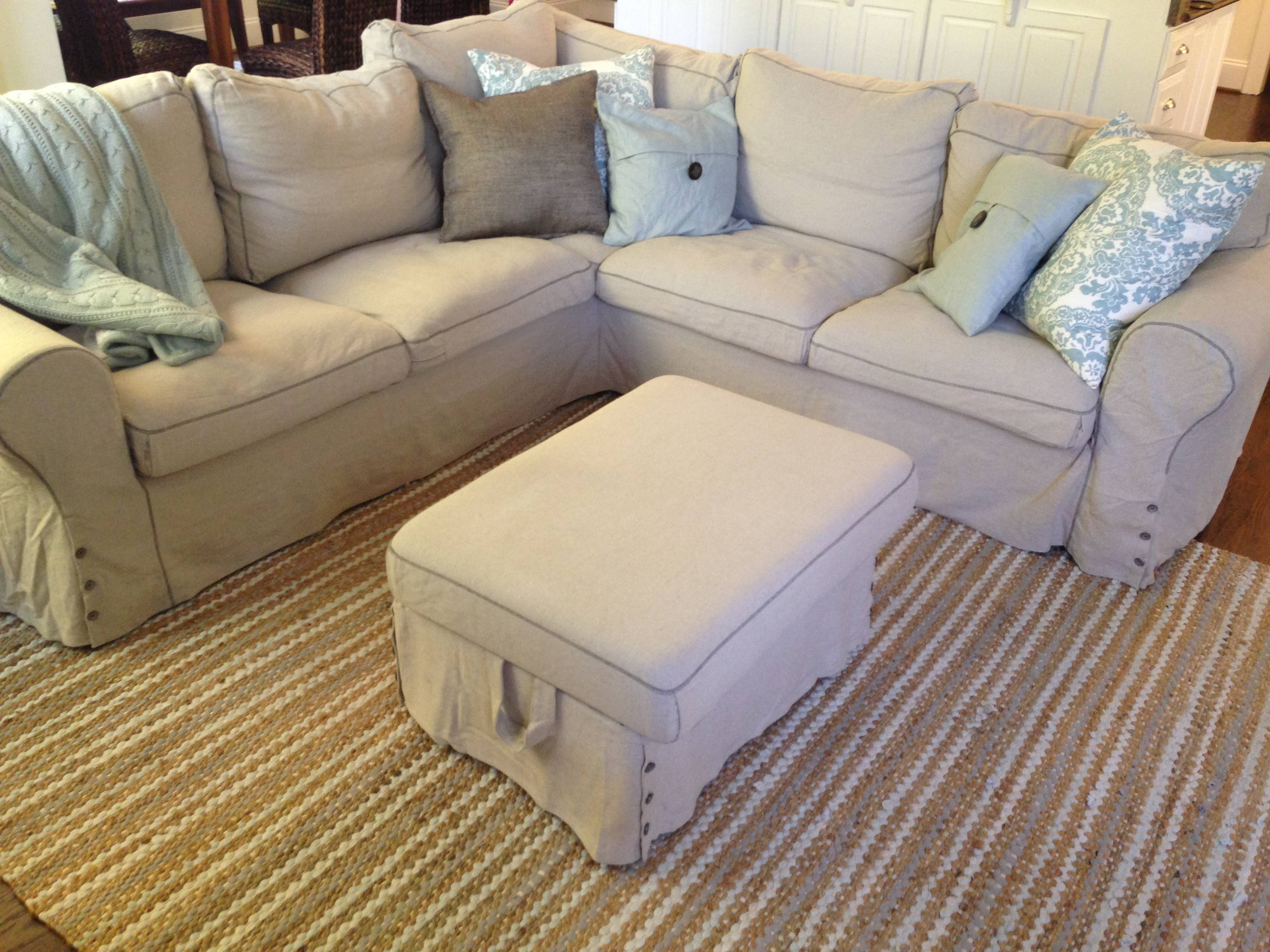 Furniture: Slipcovers For Sectional That Applicable To All Kinds pertaining to C Shaped Sectional Sofa (Image 13 of 30)