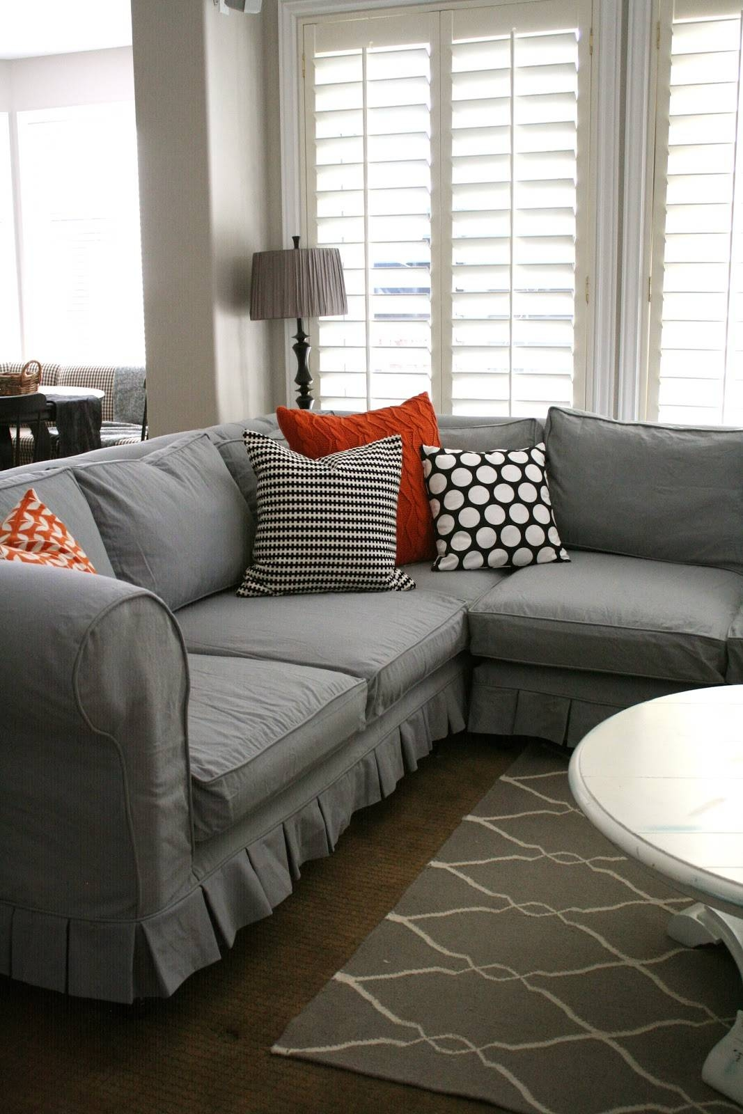Furniture: Slipcovers For Sectional That Applicable To All Kinds within Slipcovers For Sectional Sofas With Recliners (Image 15 of 30)
