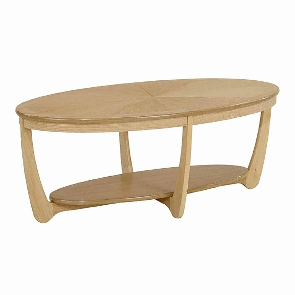 Furniture: Small Oval Coffee Table | Target Living Room Tables with regard to Oak And Glass Coffee Tables (Image 13 of 30)