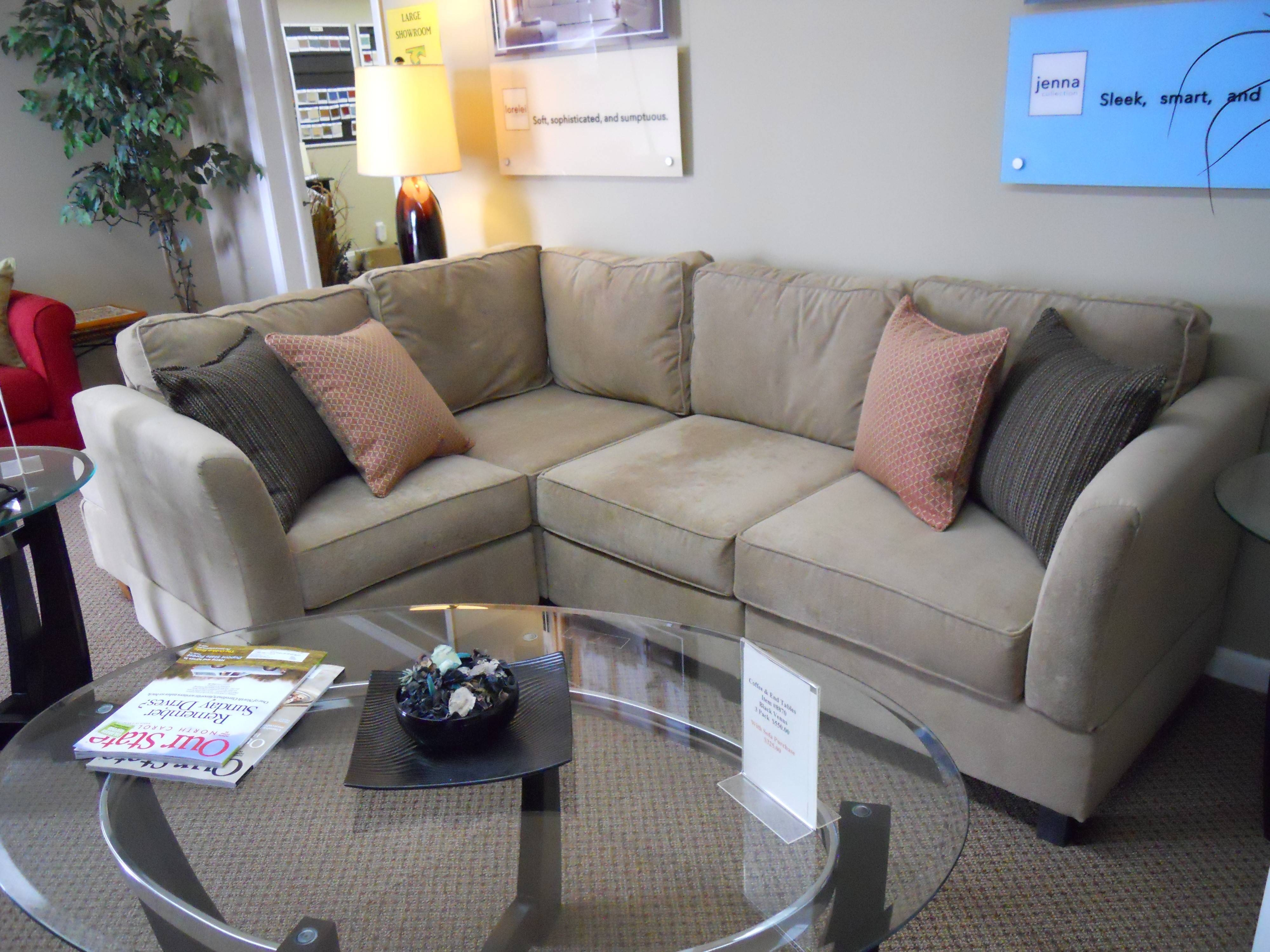 Furniture & Sofa: Perfect Small Spaces Configurable Sectional Sofa in Small Sectional Sofa (Image 12 of 30)