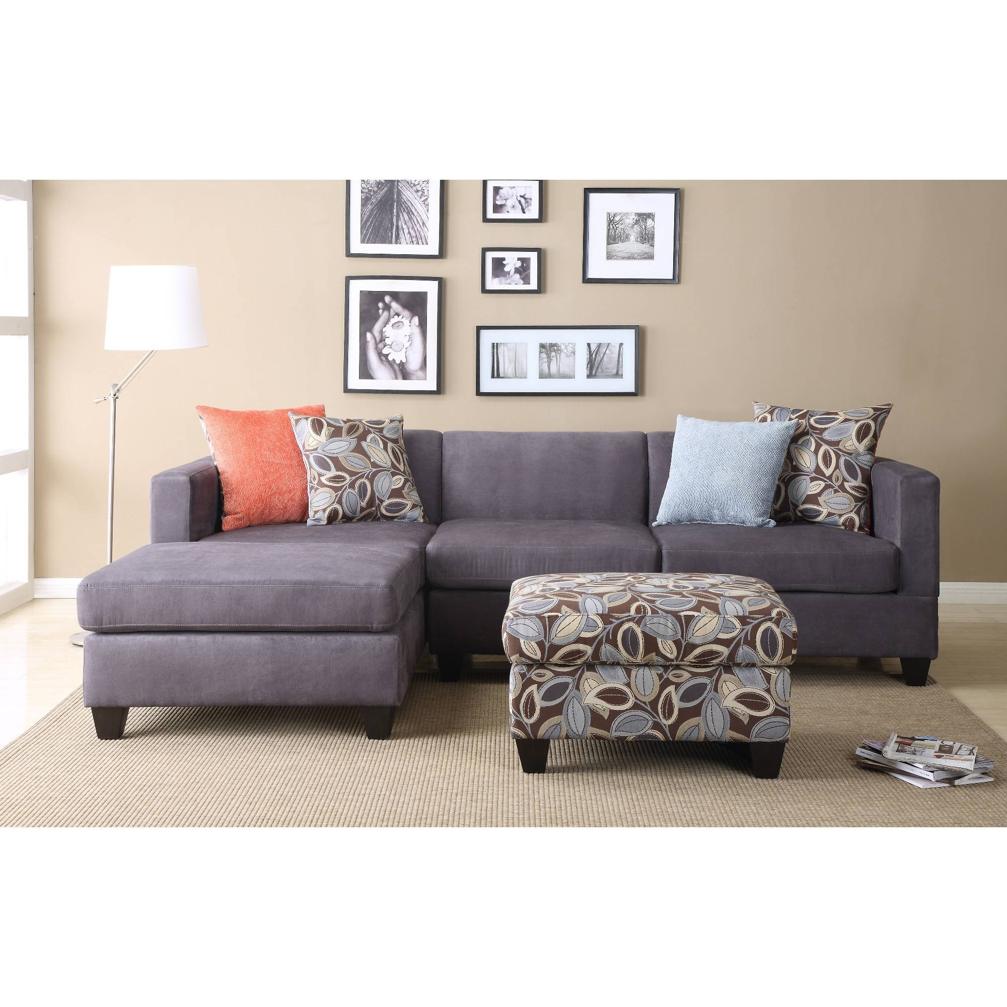 Furniture & Sofa: Perfect Small Spaces Configurable Sectional Sofa Regarding Colorful Sectional Sofas (View 5 of 30)