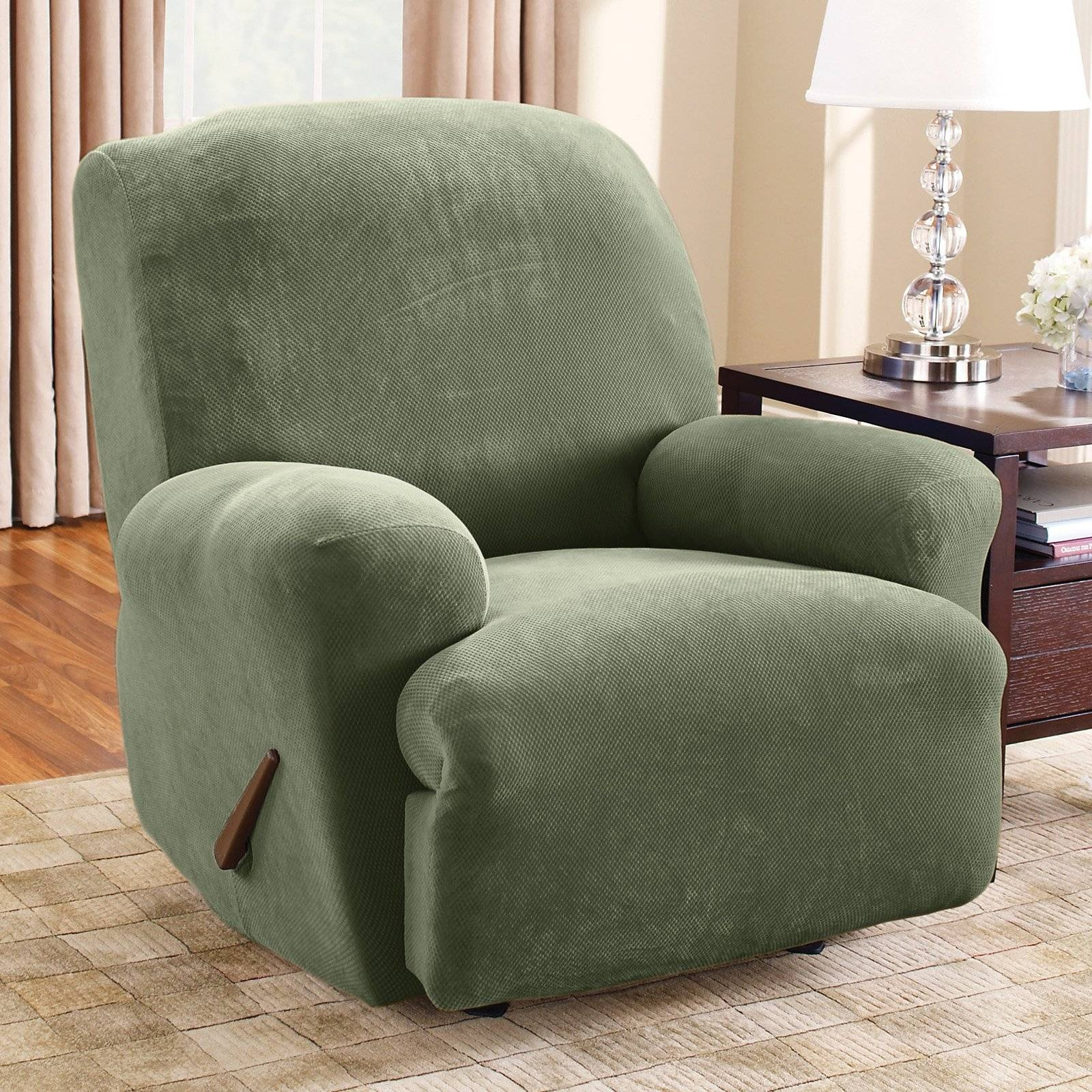 Furniture: Sofa Recliner Covers | Sofa Covers For Recliners | Bed Within Sofa Armchair Covers (View 20 of 30)