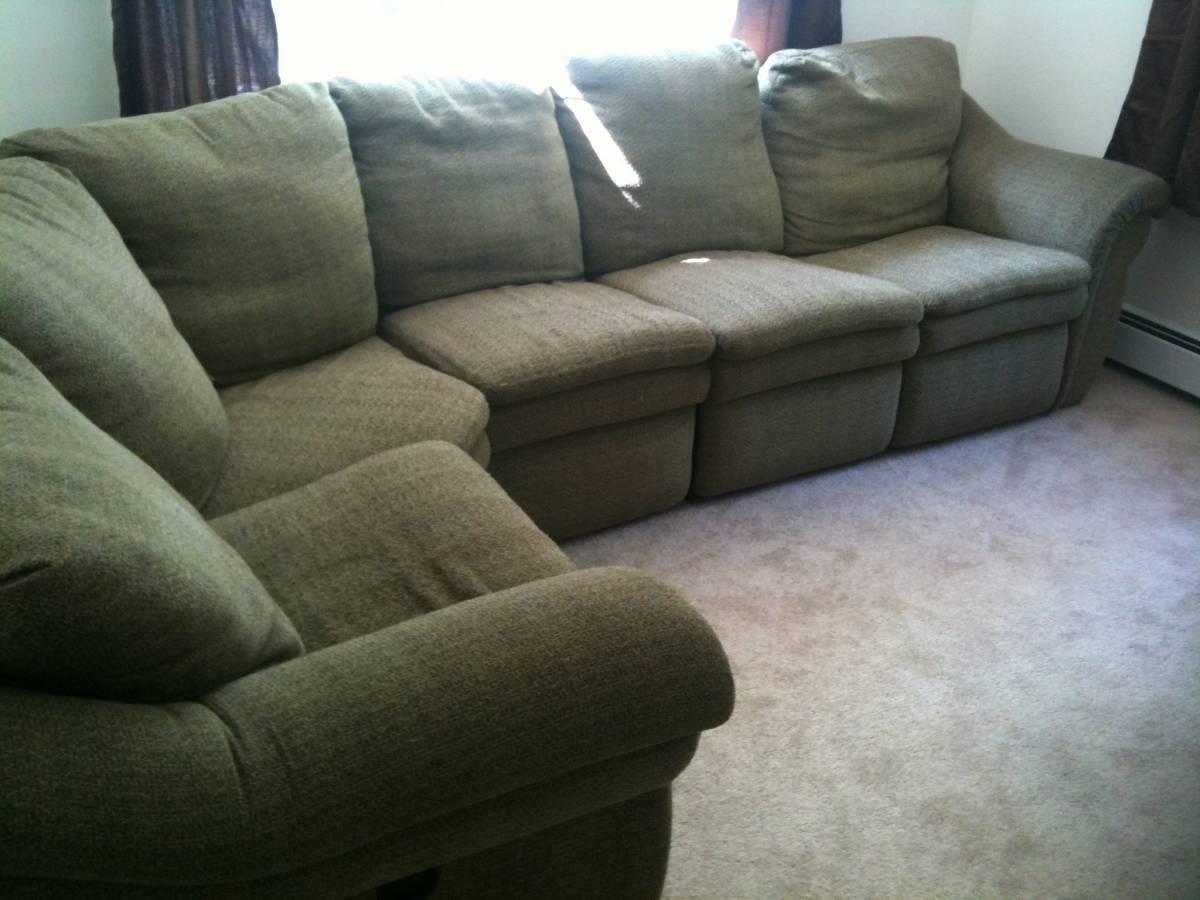 Furniture: Sofa Sleeper Sectional | Reclining Sectional Sofas With Lazyboy  Sectional Sofa (Image 16