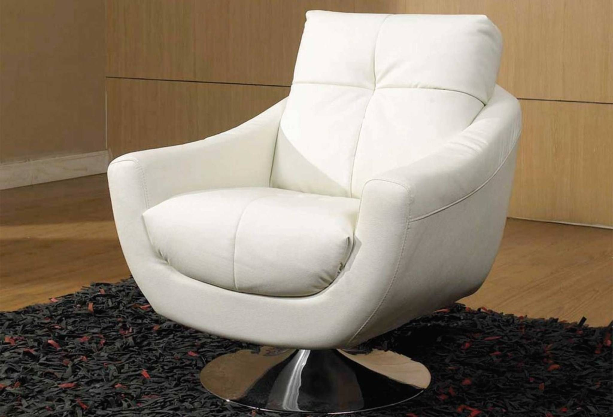 Furniture: Sophisticated Oversized Round Swivel Chair With intended for Spinning Sofa Chairs (Image 12 of 30)