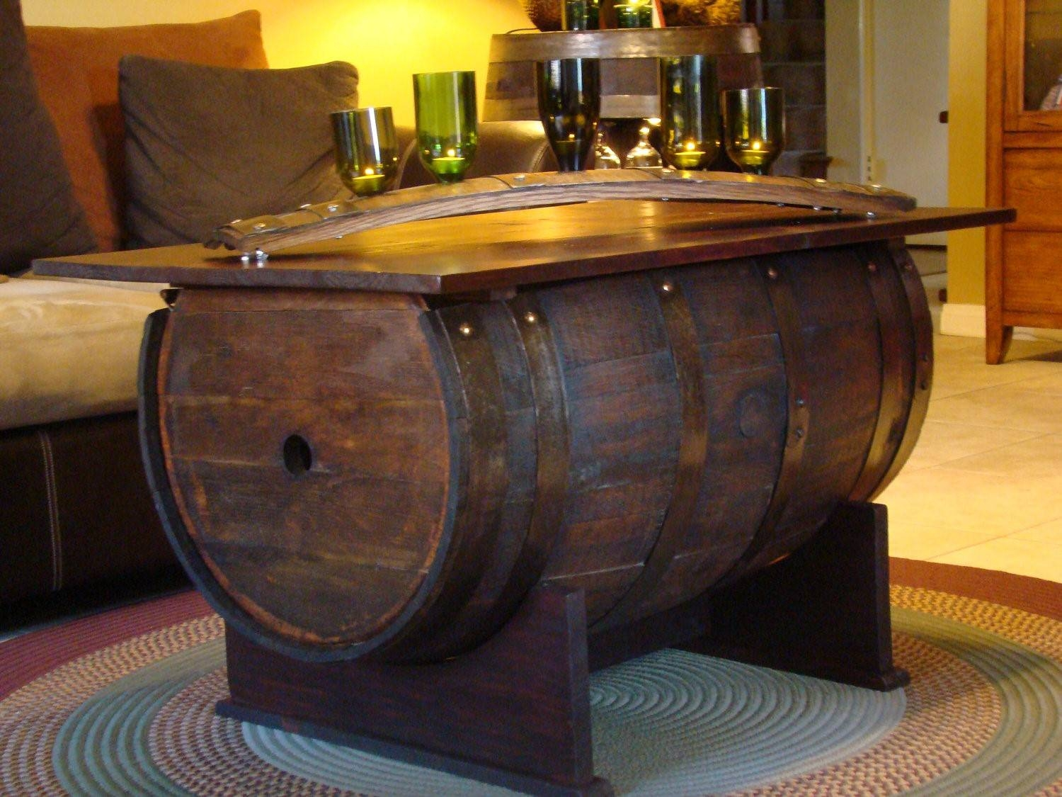 Furniture: Surprising Storage Chest Coffee Table Design Ideas Within Dark Wood Chest Coffee Tables (View 13 of 30)