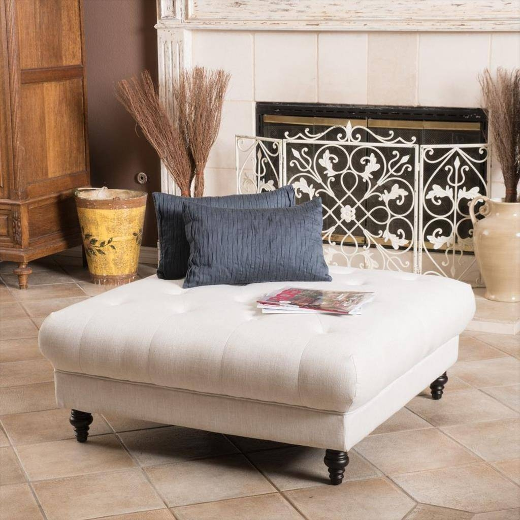 Furniture: Up Your Legs Onfabric Footstools Small Padded Footstool pertaining to Footstool Coffee Tables (Image 17 of 30)