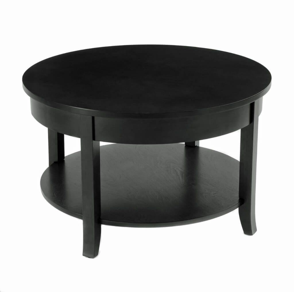 Furniture: Walmart Coffee Table | Inexpensive Coffee Tables regarding Circular Coffee Tables With Storage (Image 18 of 30)